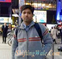 Hitendra Talegaonkar from Gail India Ltd, Packers and Movers Services From Vijayapur Guna to Kakinada