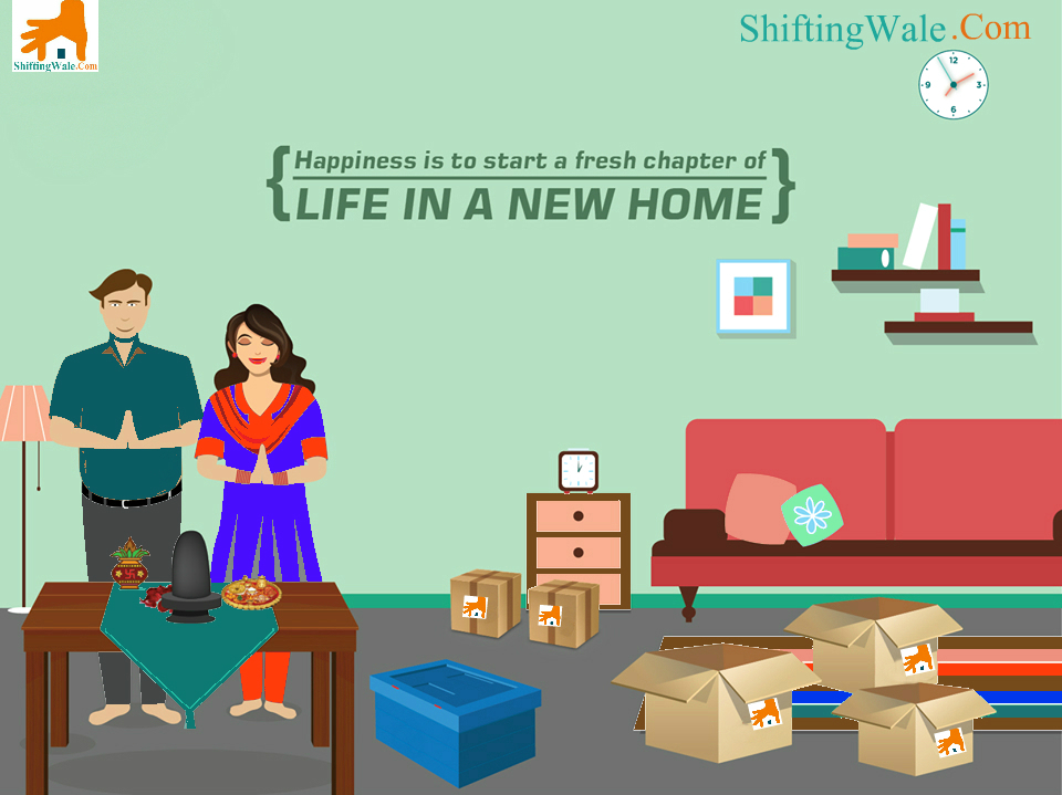 Smooth Household Shifting Experience with Best Packers and Movers