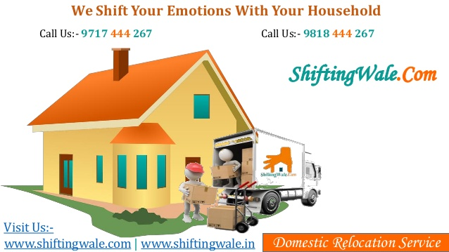 A Complete Household Goods and Vehicle Shifting Solution with Shifting Wale Packers and Movers Service Provider