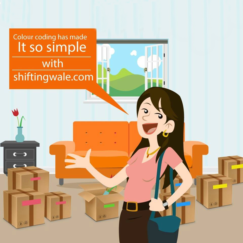 Ghaziabad to Mumbai Packers and Movers Get Free Quotation with Best Price