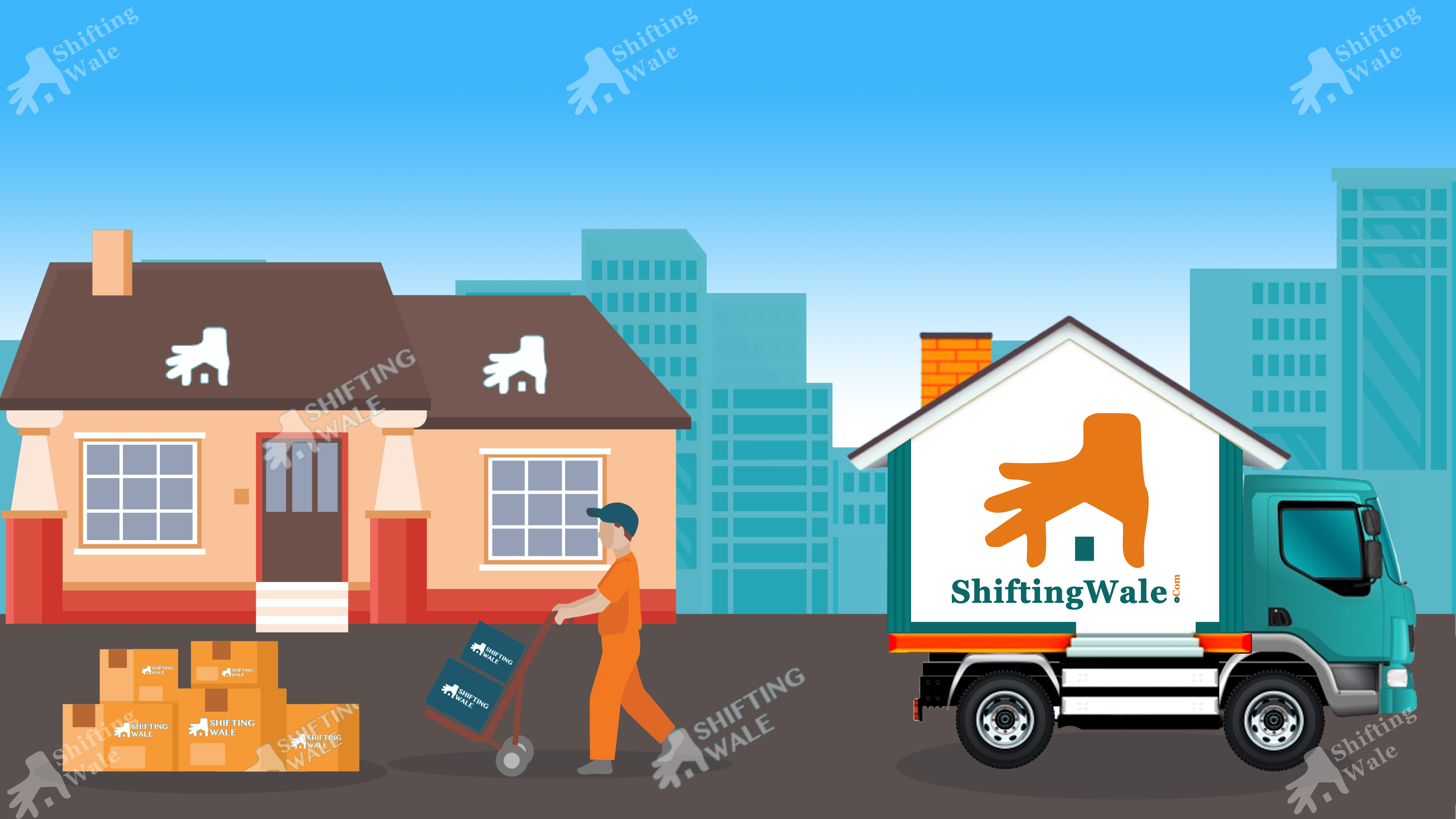 Best Household Goods From Sonipat Panipat Karnal Ambala to Hyderabad Bangalore Chennai Kochi