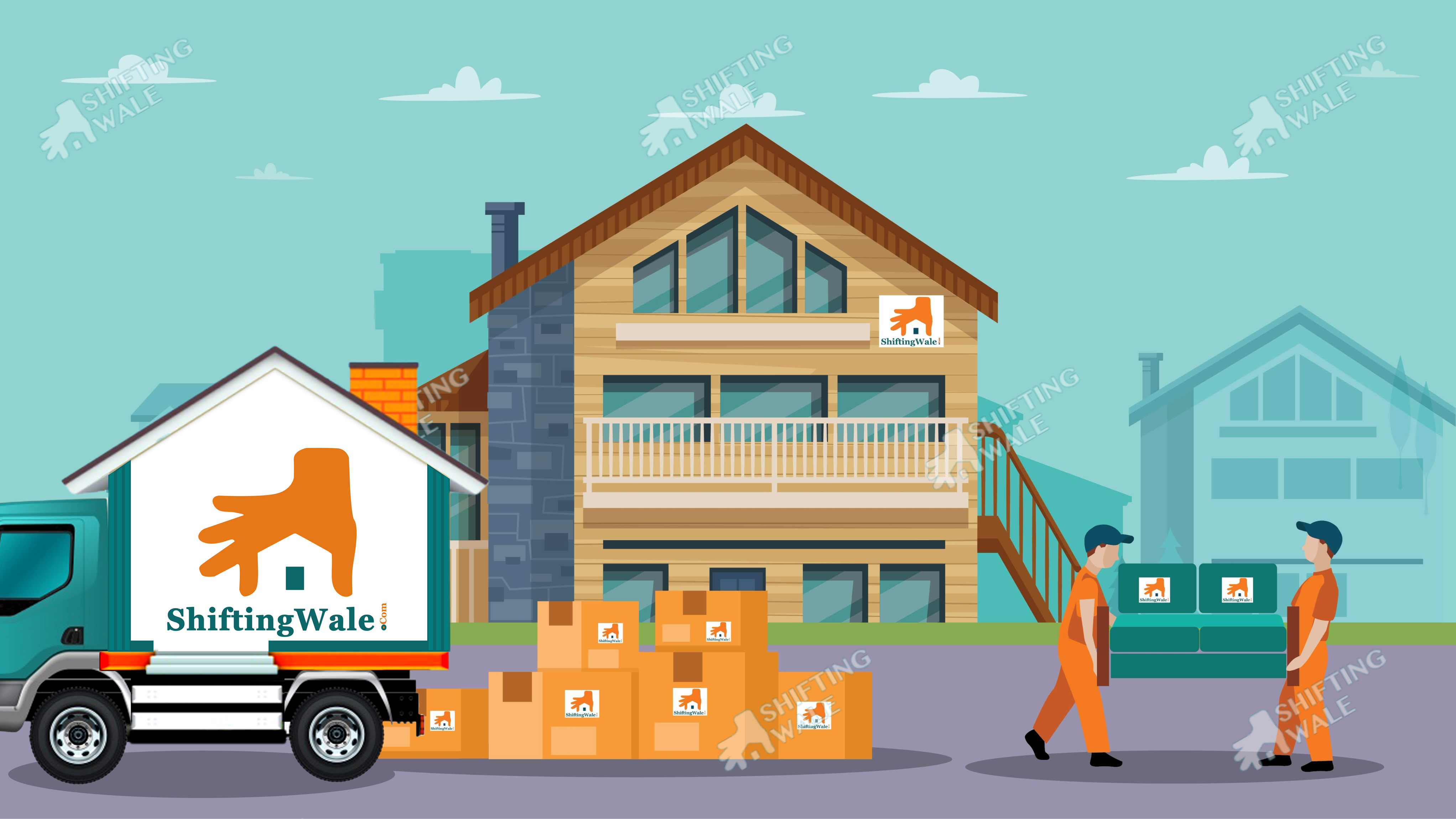 Best Packers and Movers For Household Goods Bike From Delhi Ghaziabad Gurugram Noida to Chandigarh Panchkula Baddi