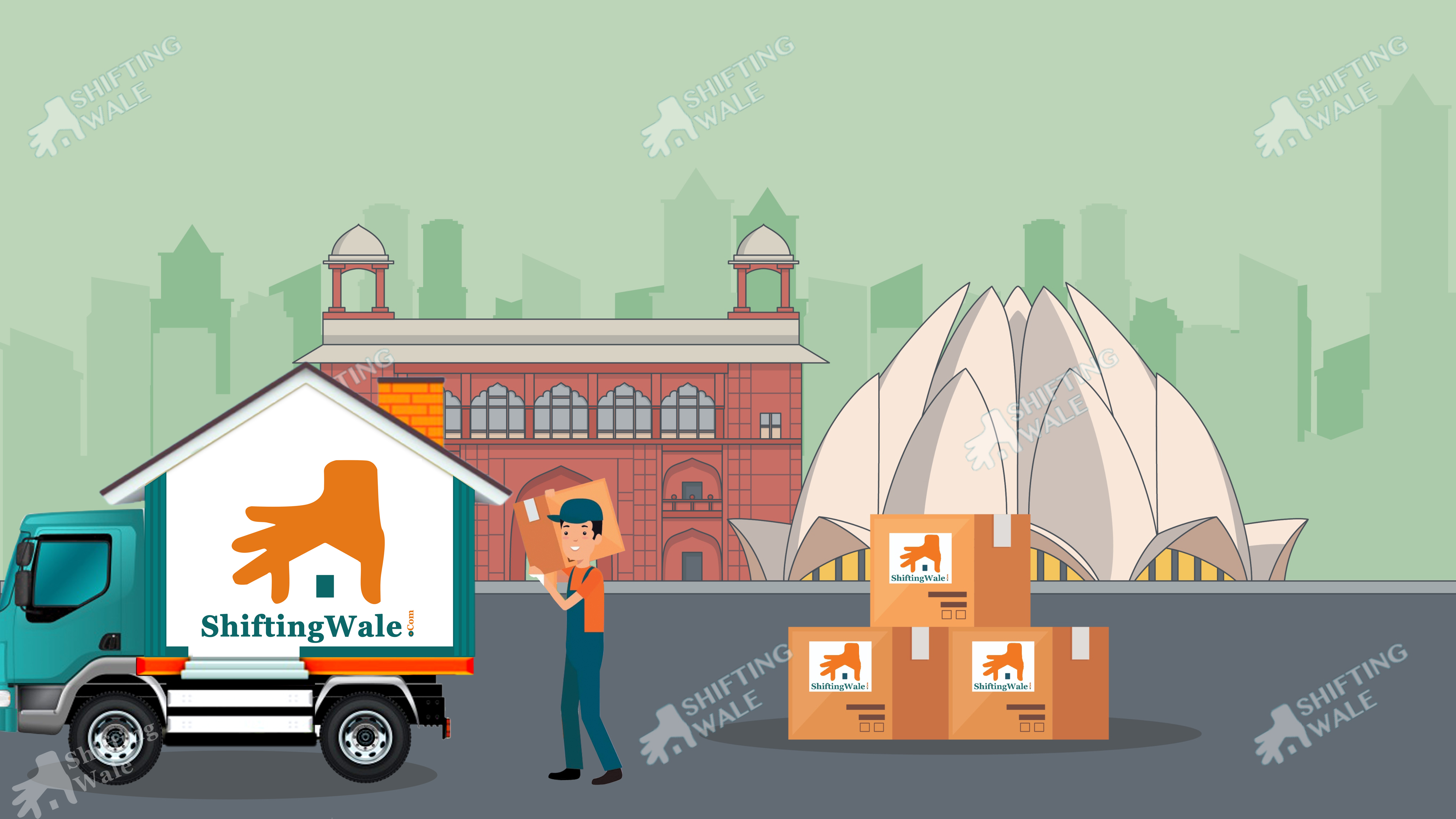 Best Packers and Movers for Household Goods Car From Delhi Noida Ghaziabad Gurgaon to Kolkata Durgapur Kalyani Howrah