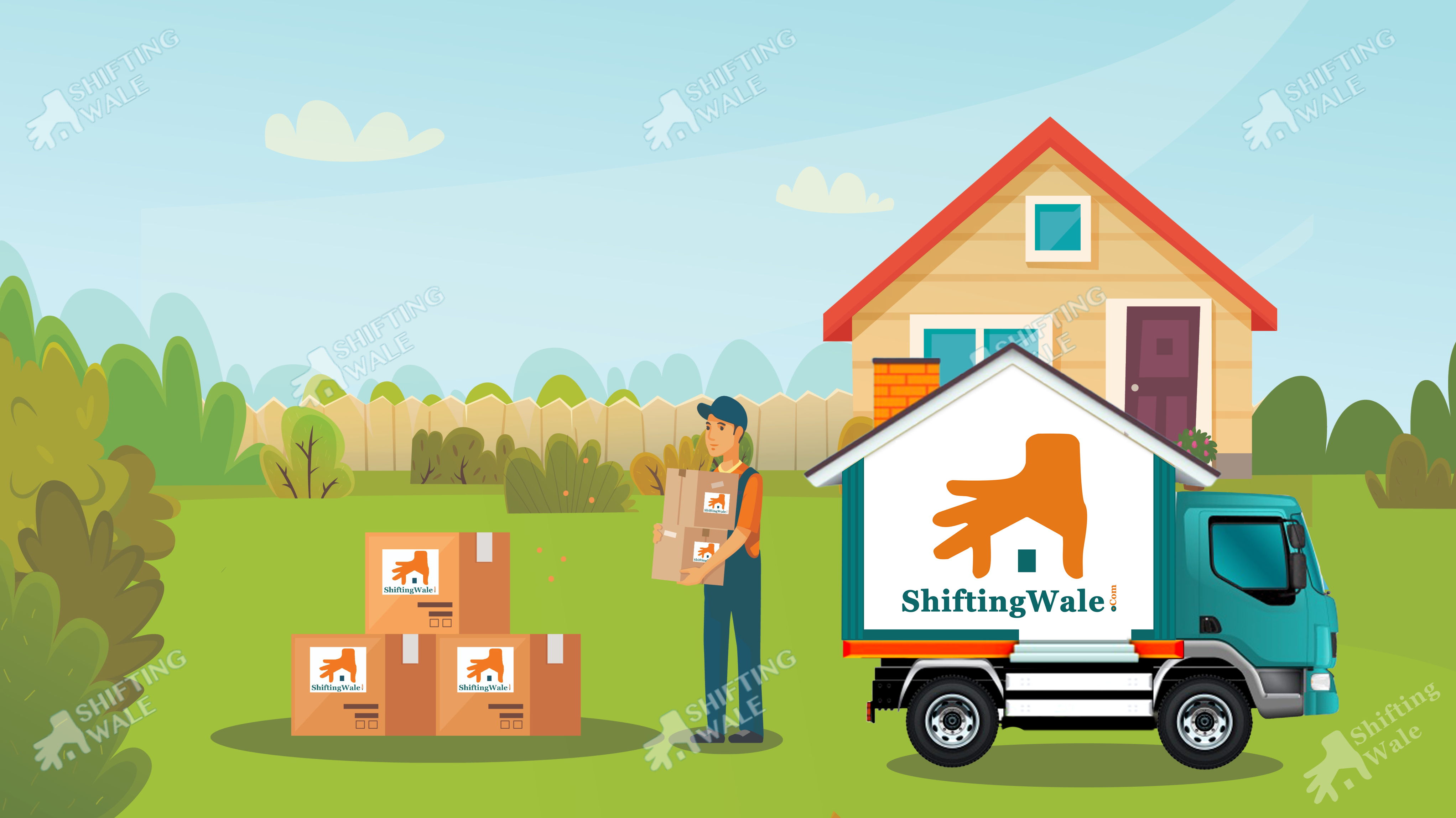 Best Packers and Movers for Household Goods Car from Delhi Noida Ghaziabad Gurgaon to Aurangabad Amravati Akola Kalyan