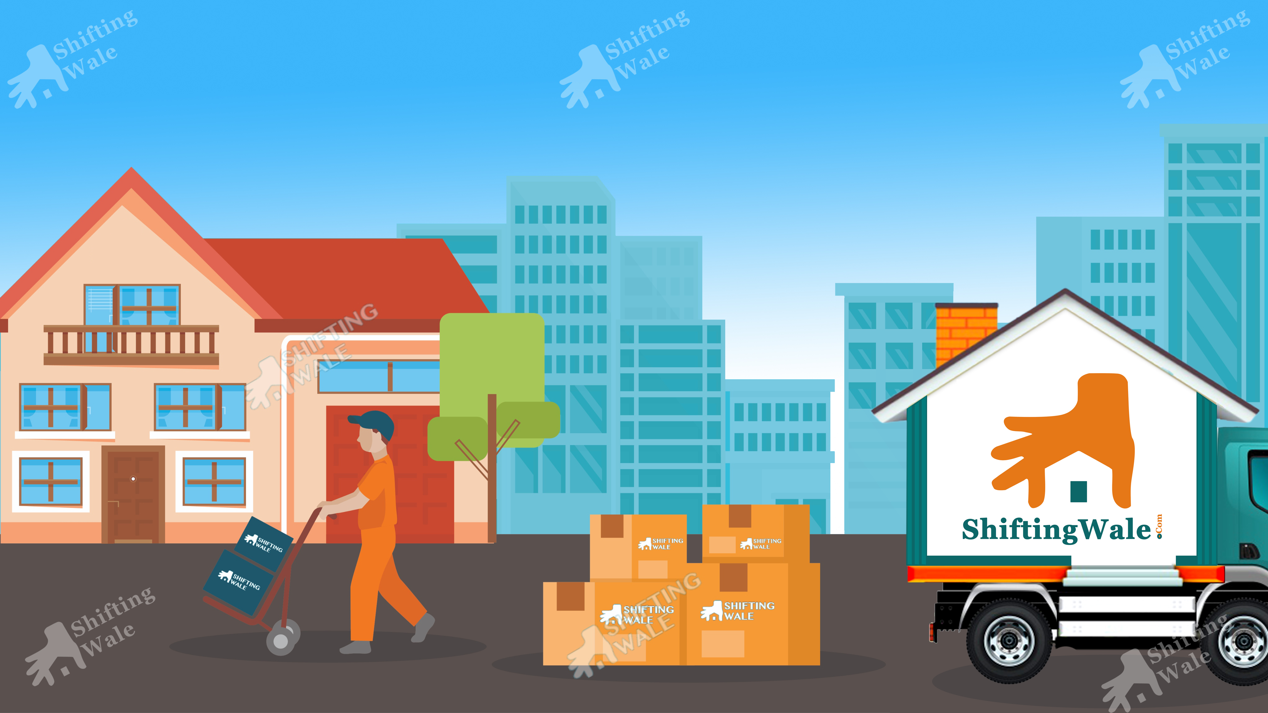 Best Packers and Movers from Delhi Noida Ghaziabad Gurgaon Faridabad to Mumbai Pune Goa To Delhi Noida Ghaziabad Gurgaon