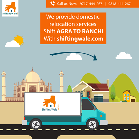 Best Household Relocation Services Provider in Ranchi
