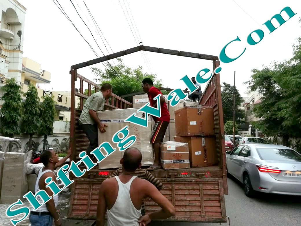Bhiwadi to Lucknow Trusted Packers and Movers Get Best Rates