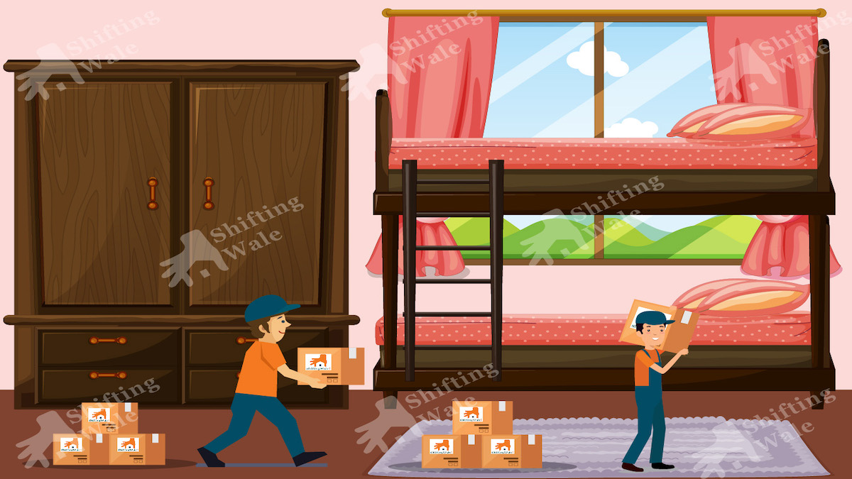Bhopal To Ranchi Trusted Packers And Movers Services With Best Relocation Services ShiftingWale