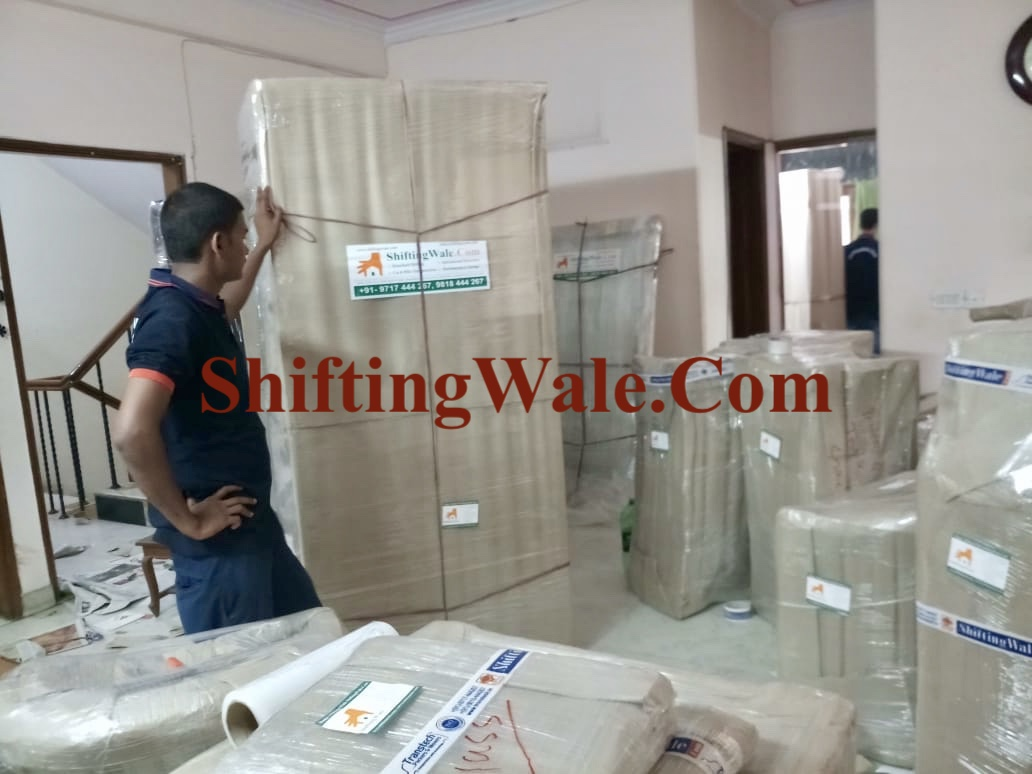 Bhubaneswar to Ghaziabad Packers and Movers Get Best Packing Moving Services
