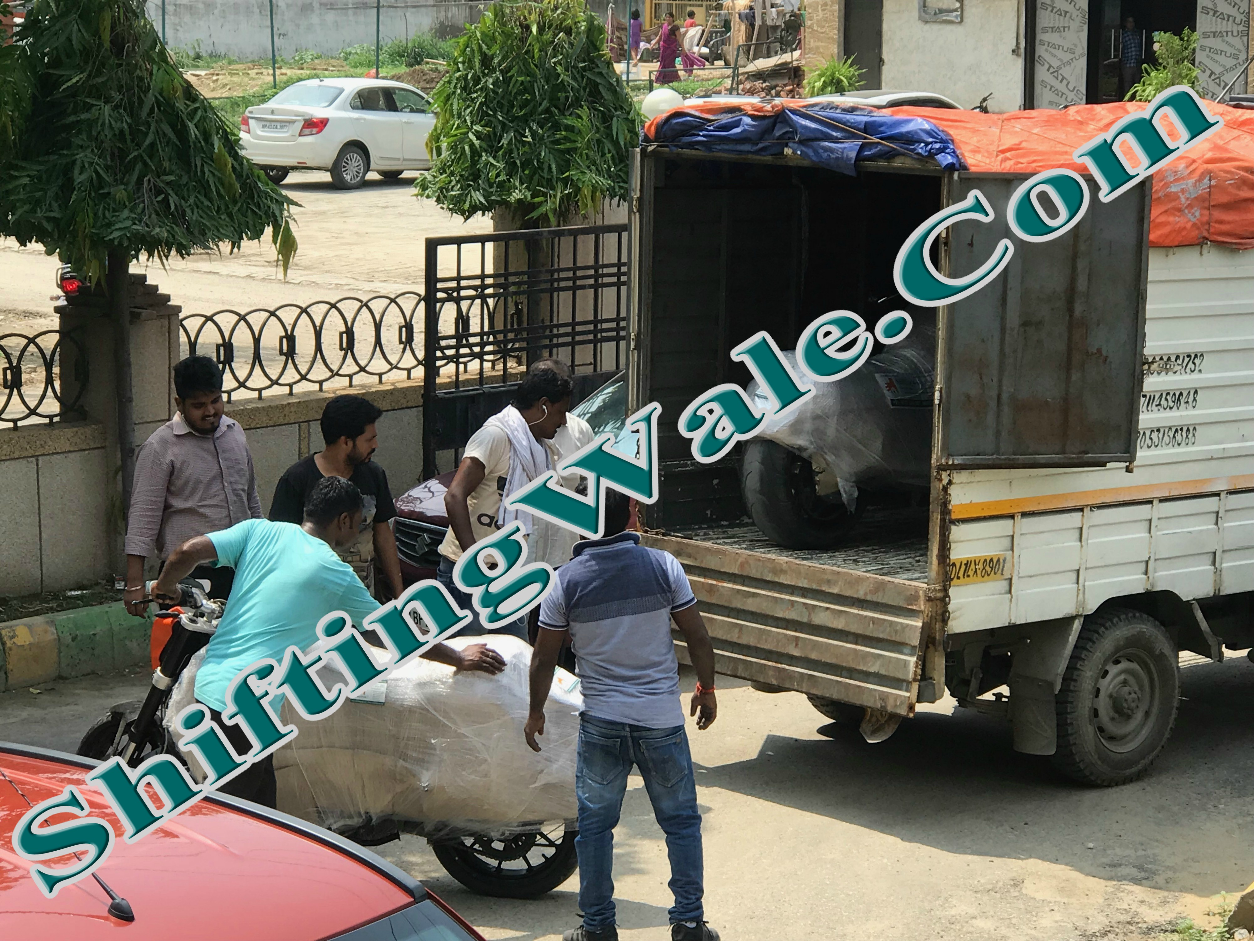 Delhi to Gurgaon Trusted Packers and Movers Get Best Packing Moving Services
