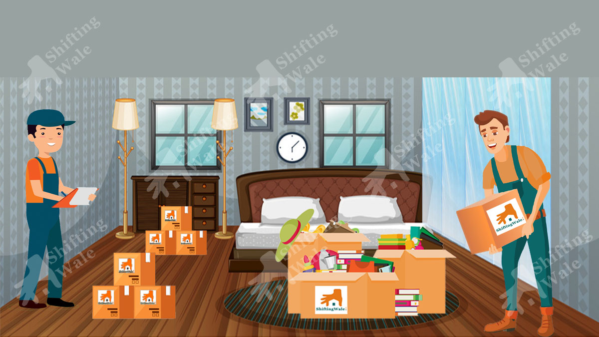 Faridabad to Ghaziabad Trusted Packers and Movers Get Free Quotation with Best Price