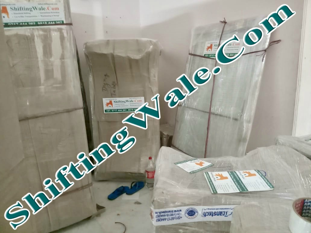 Ghaziabad to Delhi Packers and Movers Get Best Packing Moving Services