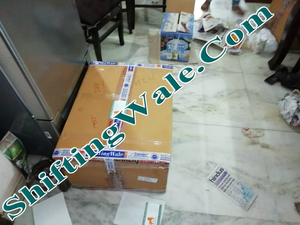 Goa To Ghaziabad Trusted Packers and Movers Get Best Rates