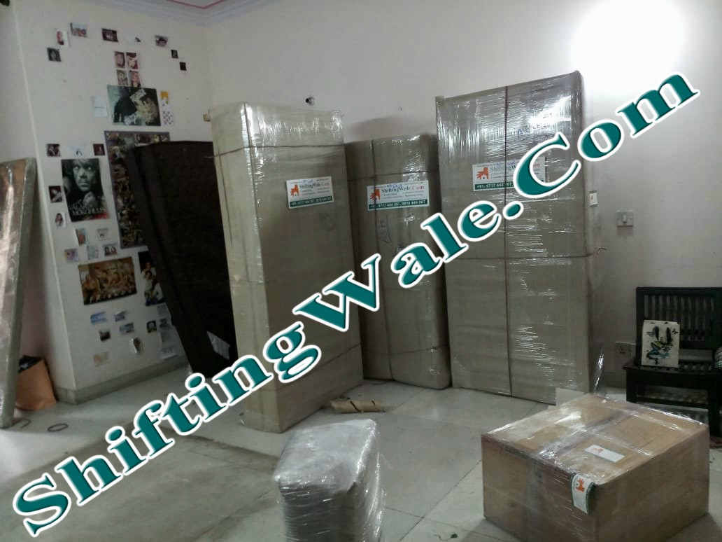 Goa to Gurgaon Trusted Packers and Movers Get Trusted Relocation Services