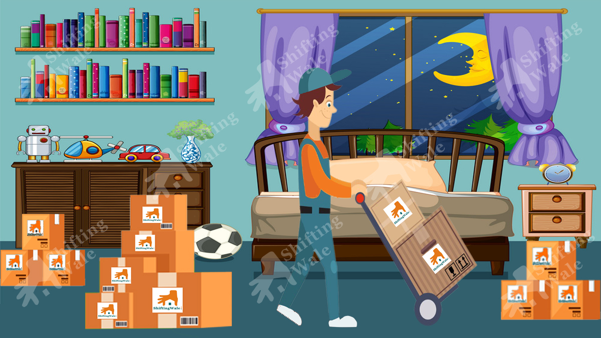 Goa to Bhopal Trusted Packers and Movers Get Free Quotation with Best Price