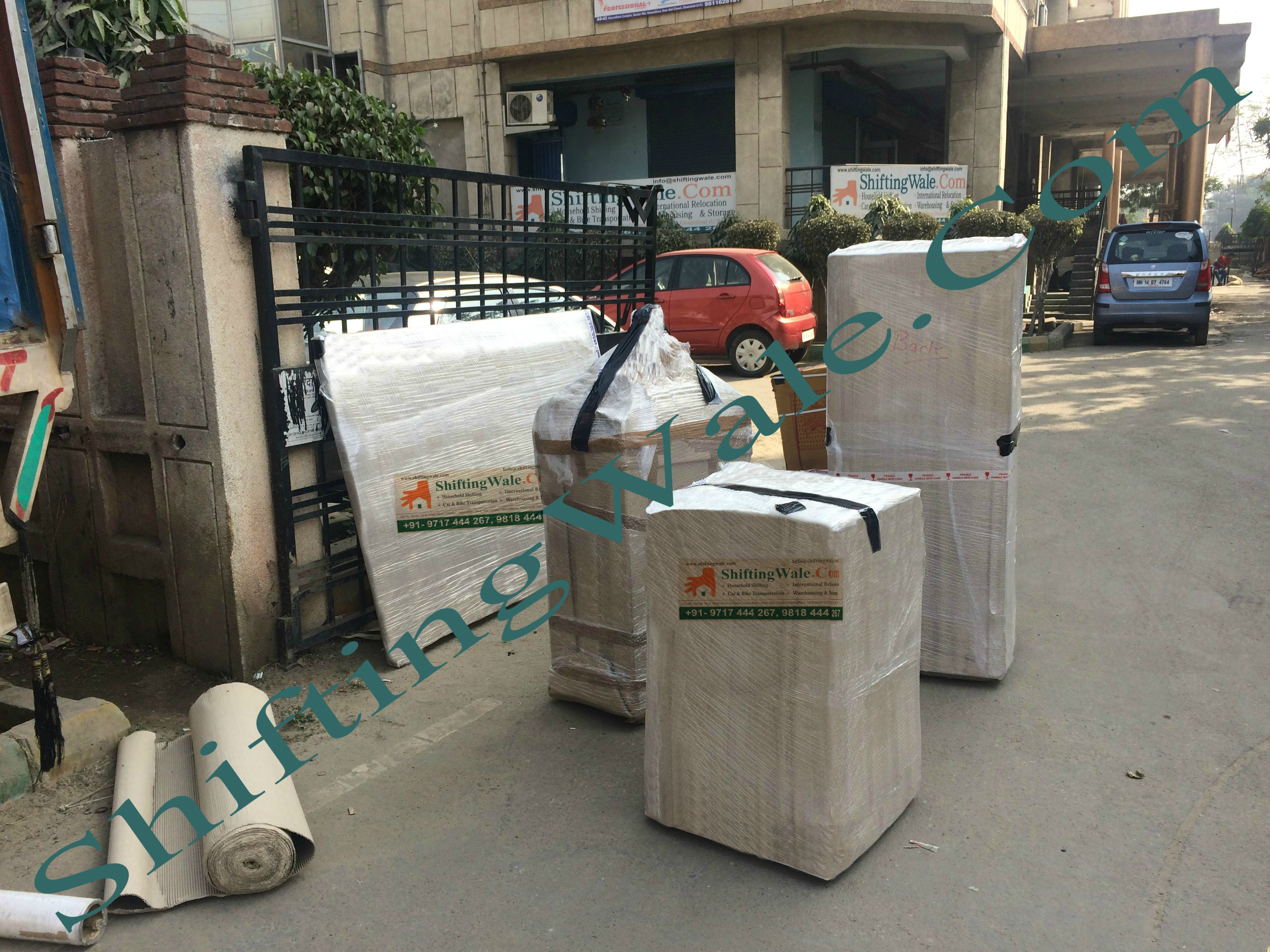 Greater Noida to Faridabad Packers and Movers Get Best Packing Moving