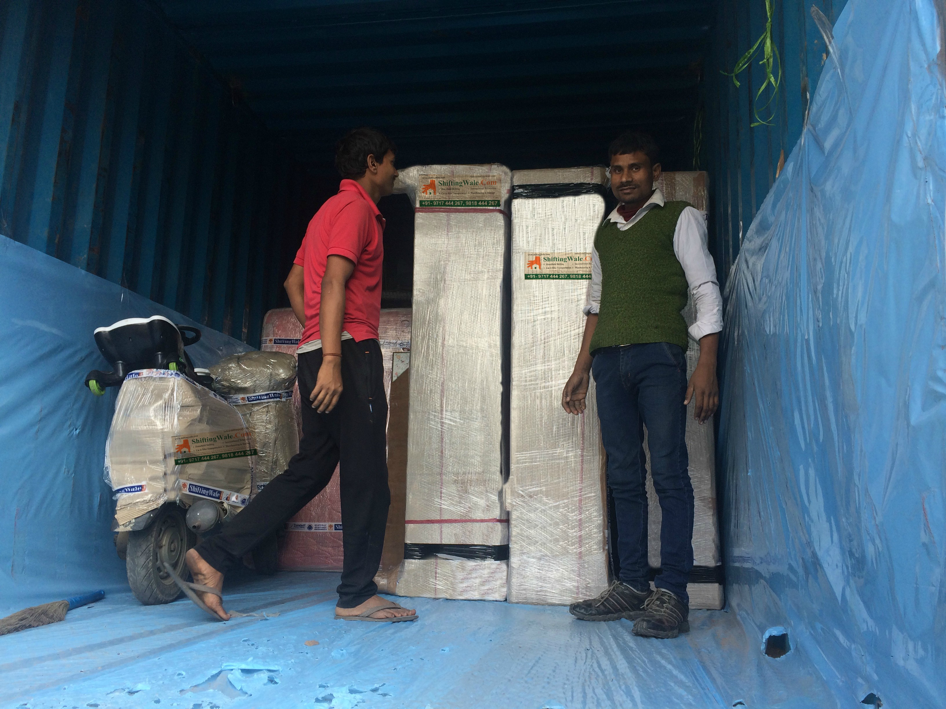 Greater Noida to Gurgaon Packers and Movers Get Best Transportation