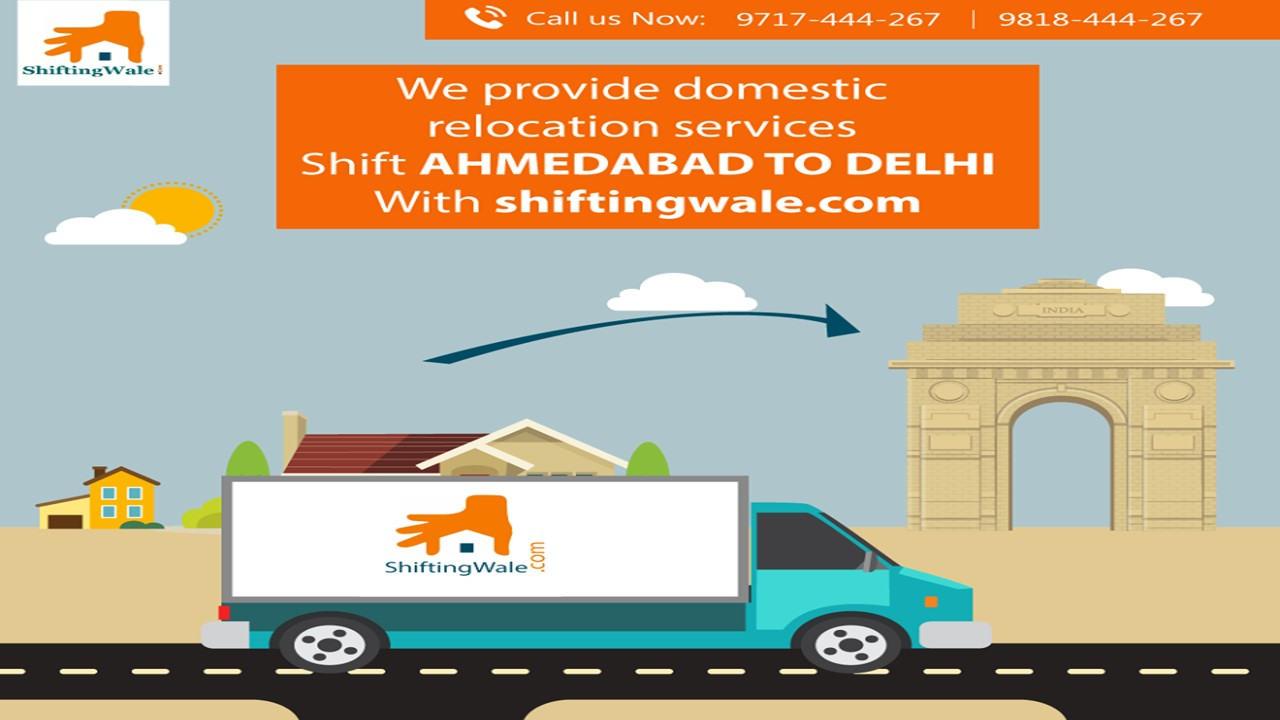 Gurgaon to Ahmedabad Packers and Movers Get Free Quotation with Best Price