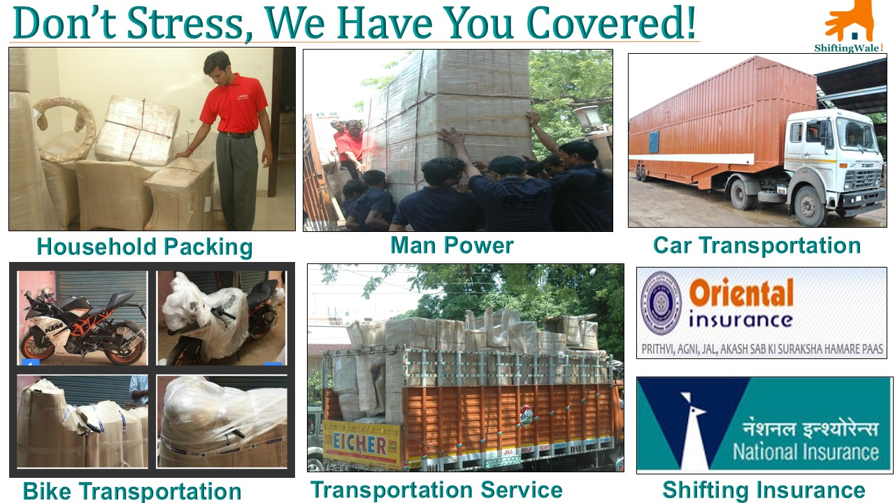 Delhi to Mumbai Packers and Movers Get Free Quotation with Best Price