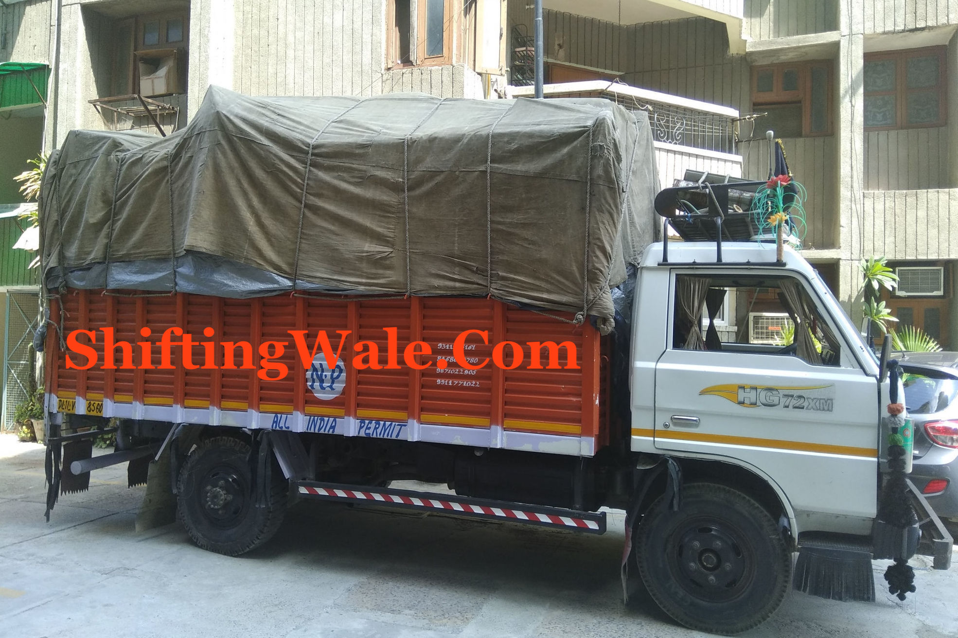 Indore to Haridwar Packers and Movers Get Free Quotation with Best Price