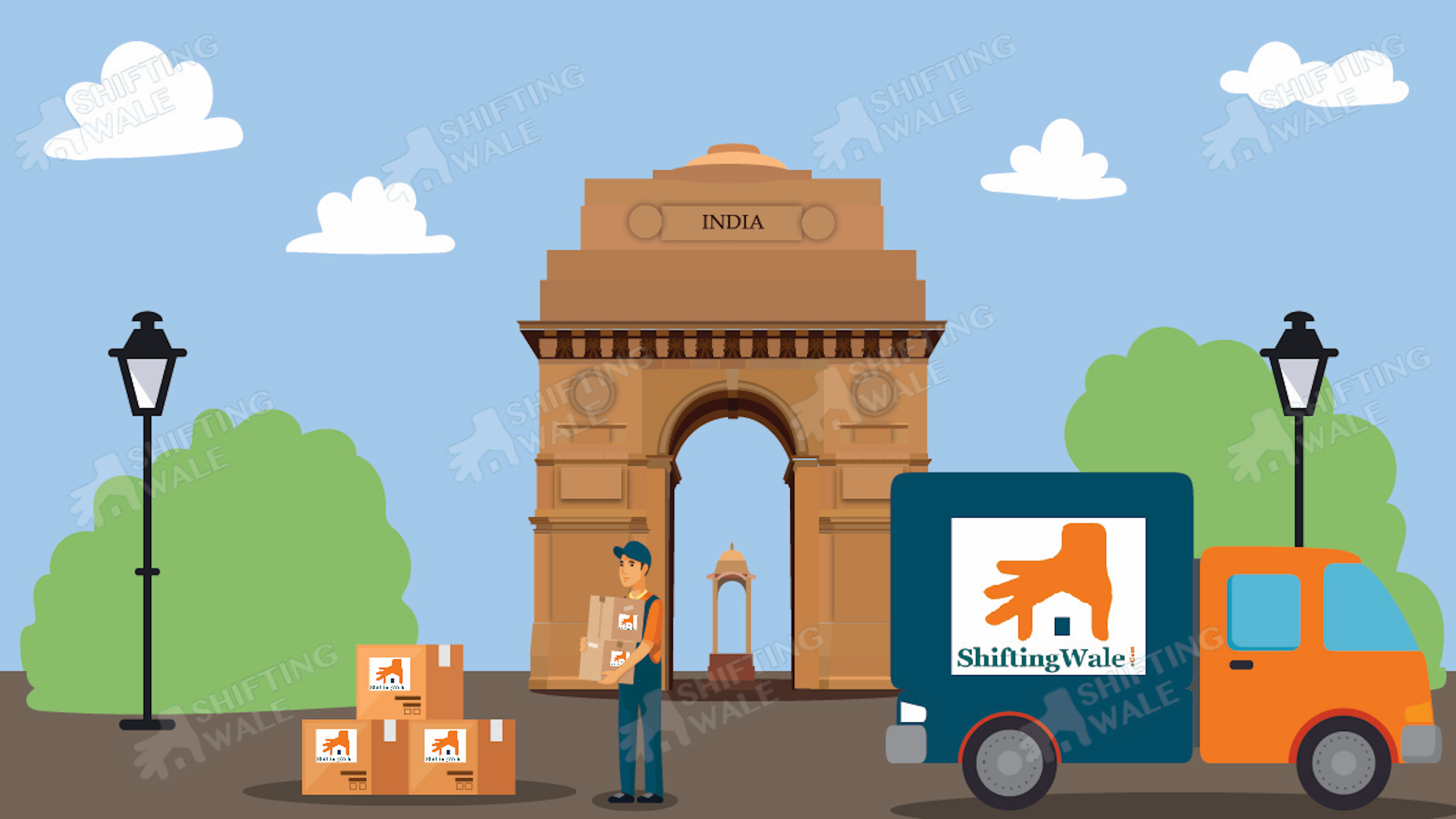 Lucknow to Delhi Trusted Movers & Packers Get Trusted Relocation