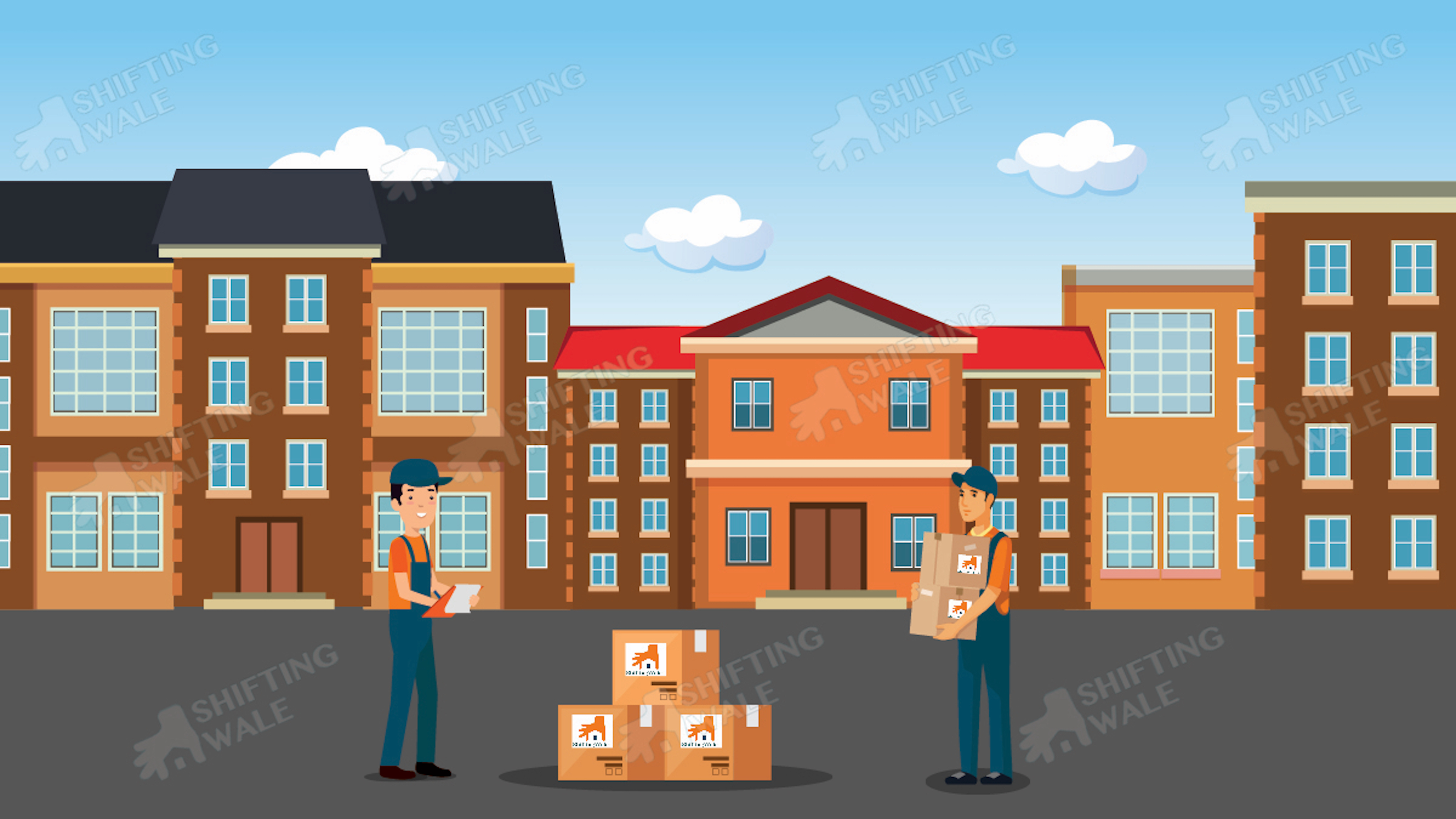 Lucknow to Ghaziabad Trusted Packers and Movers Get Best Rates