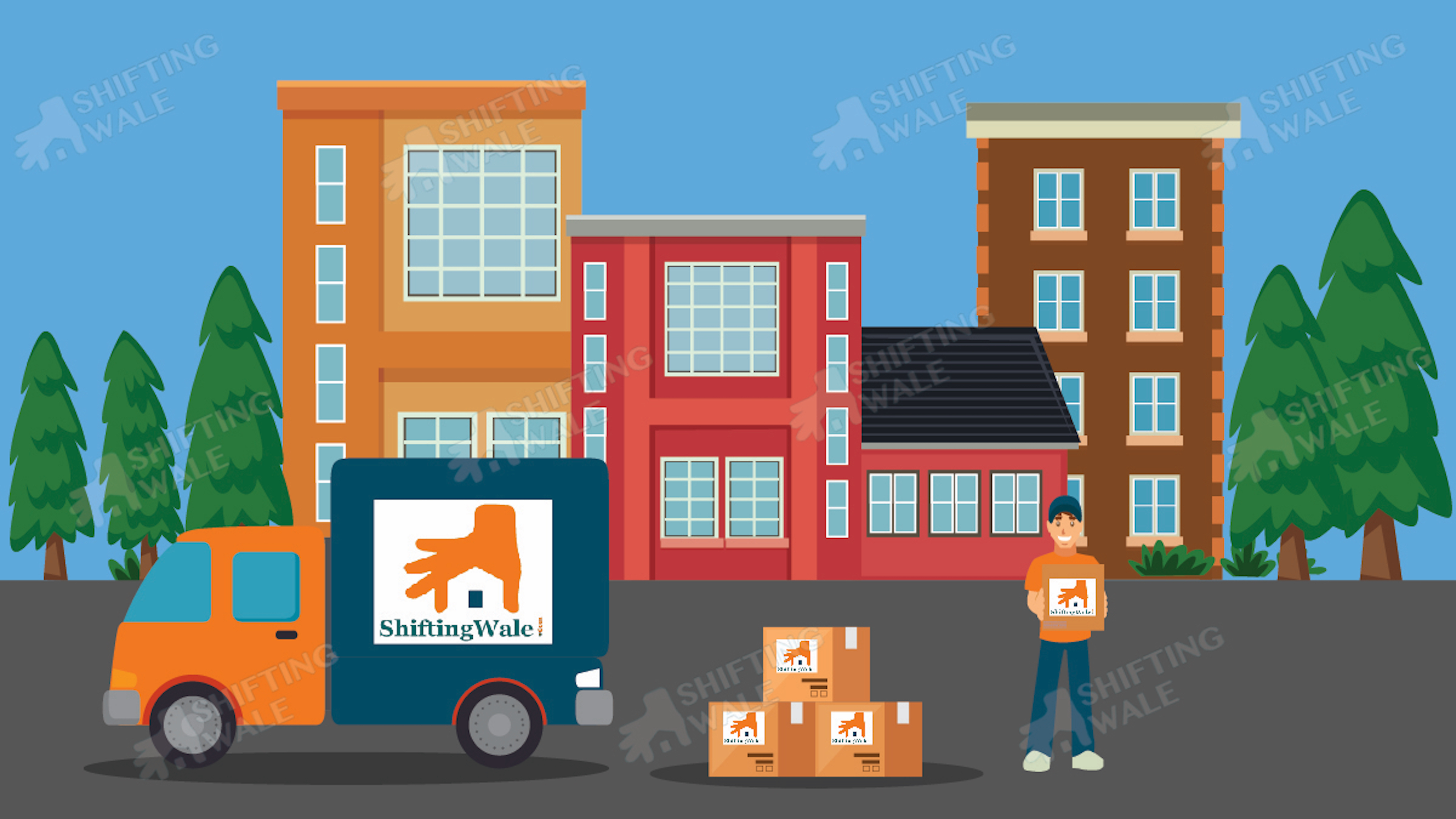 Lucknow to Gurgaon Trusted Movers & Packers Get Trusted Relocation