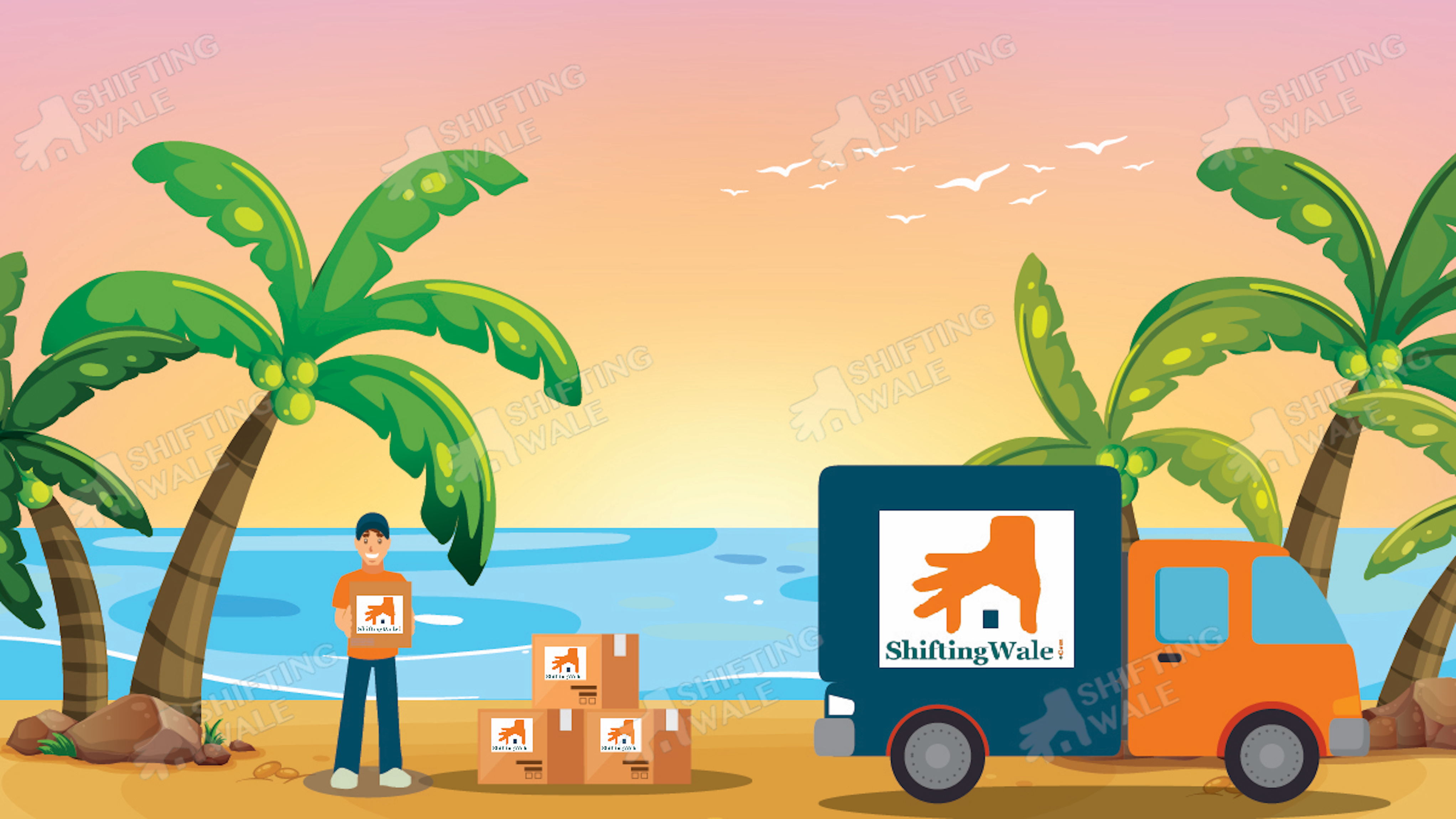 Lucknow to Mumbai Trusted Movers & Packers Get Complete Relocation