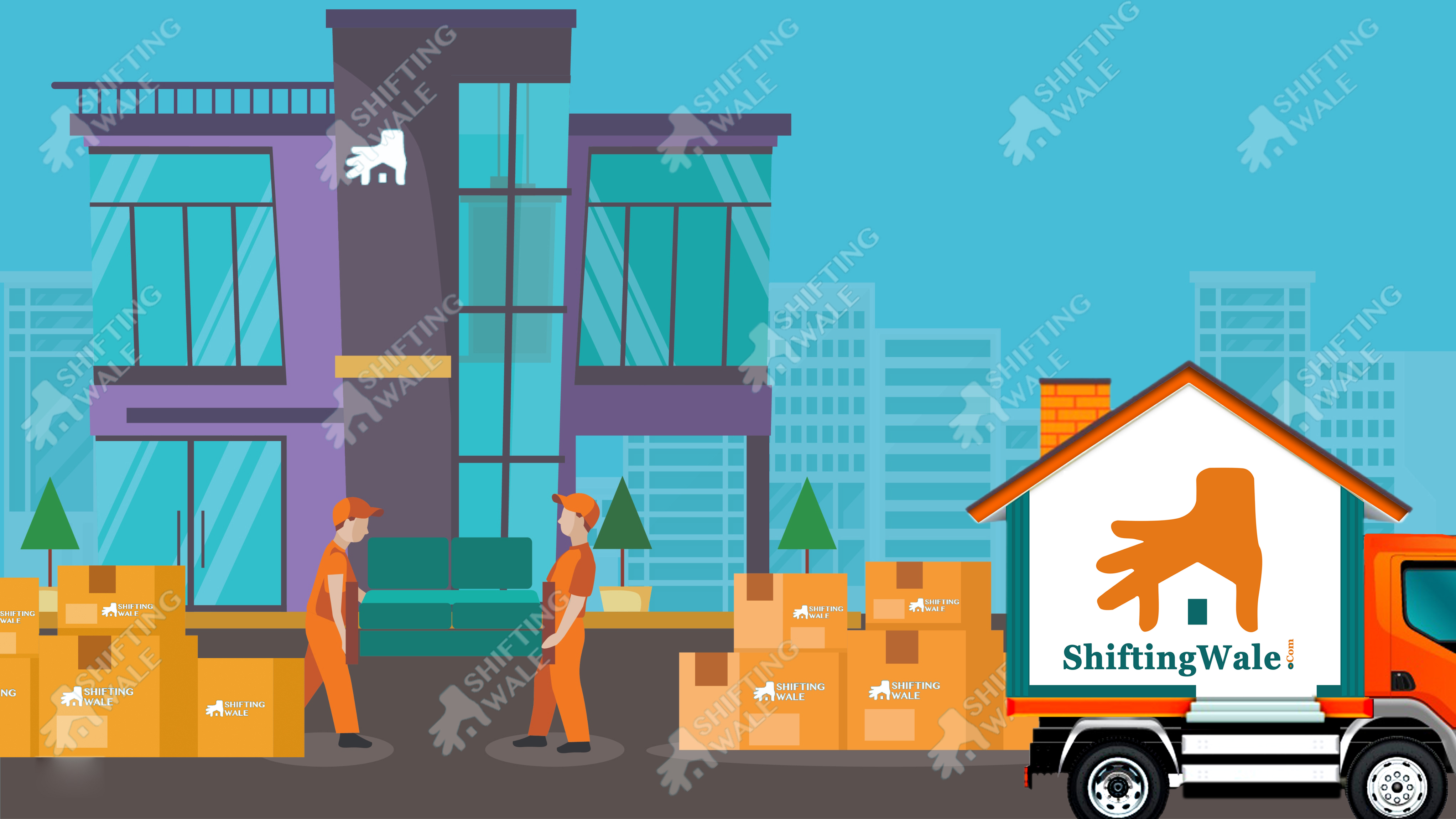 Mumbai To Siliguri Packers and Movers Get Free Quotation with Best Price