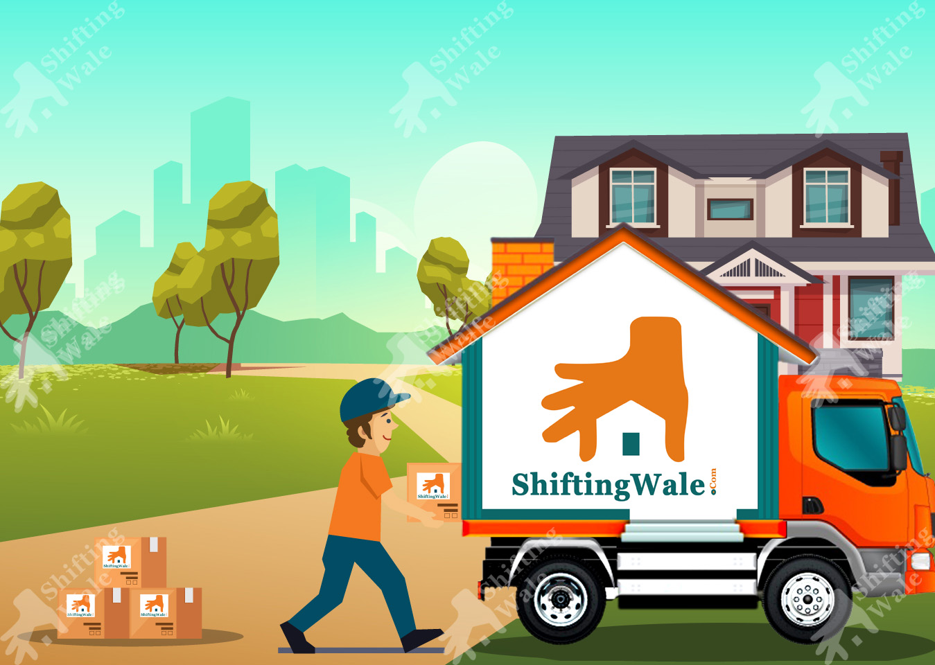Mumbai to Bareilly Trusted Packers and Movers Services Best Packing Moving