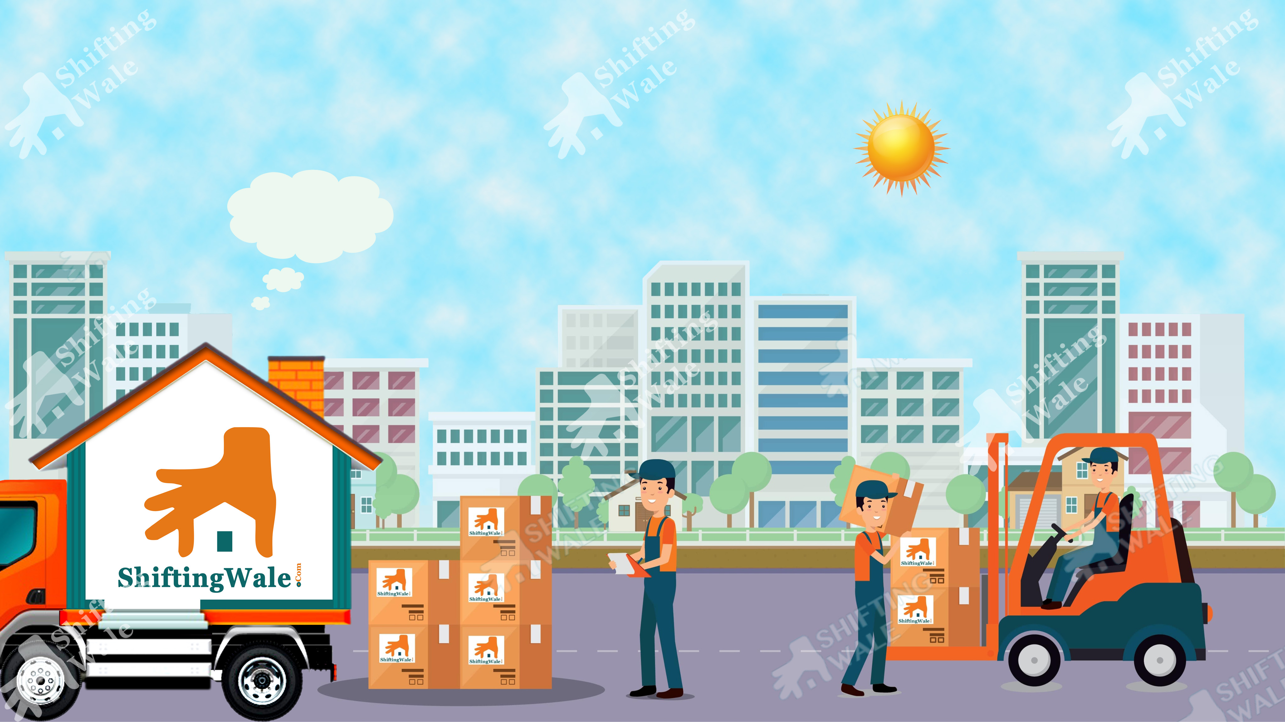 Mumbai to Gurgaon Packers and Movers Get Free Quotation with Best Price