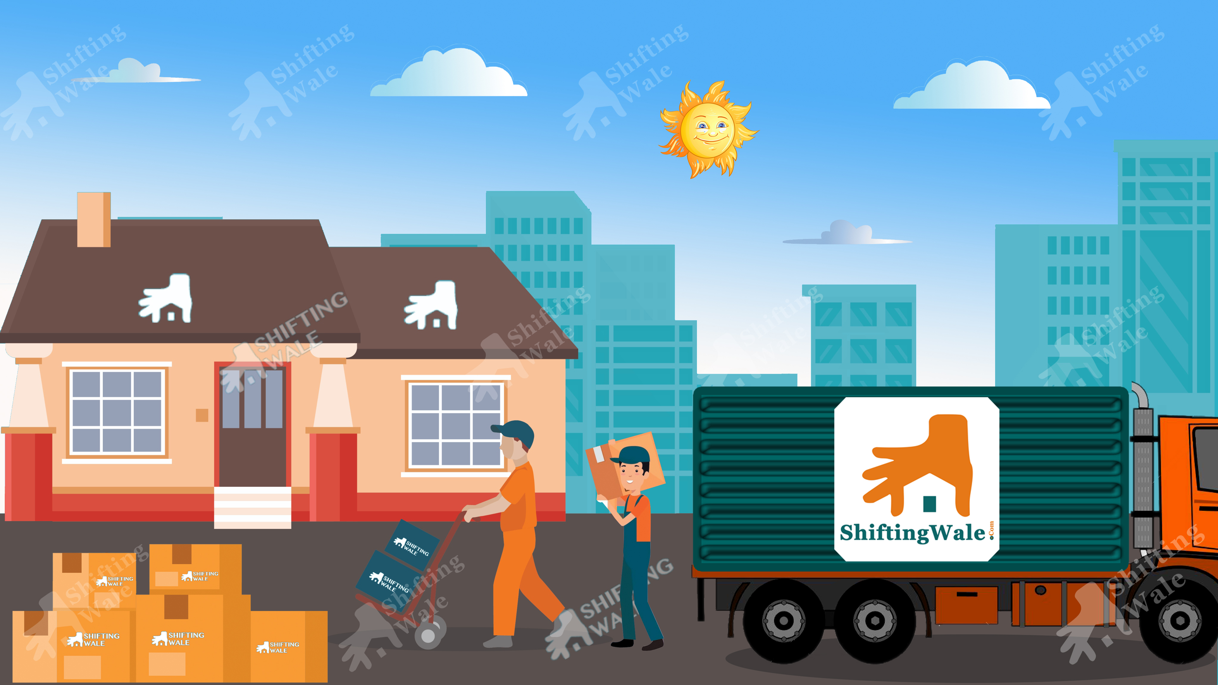 Mumbai to Kolkata Packers and Movers Get Free Quotation with Best Price