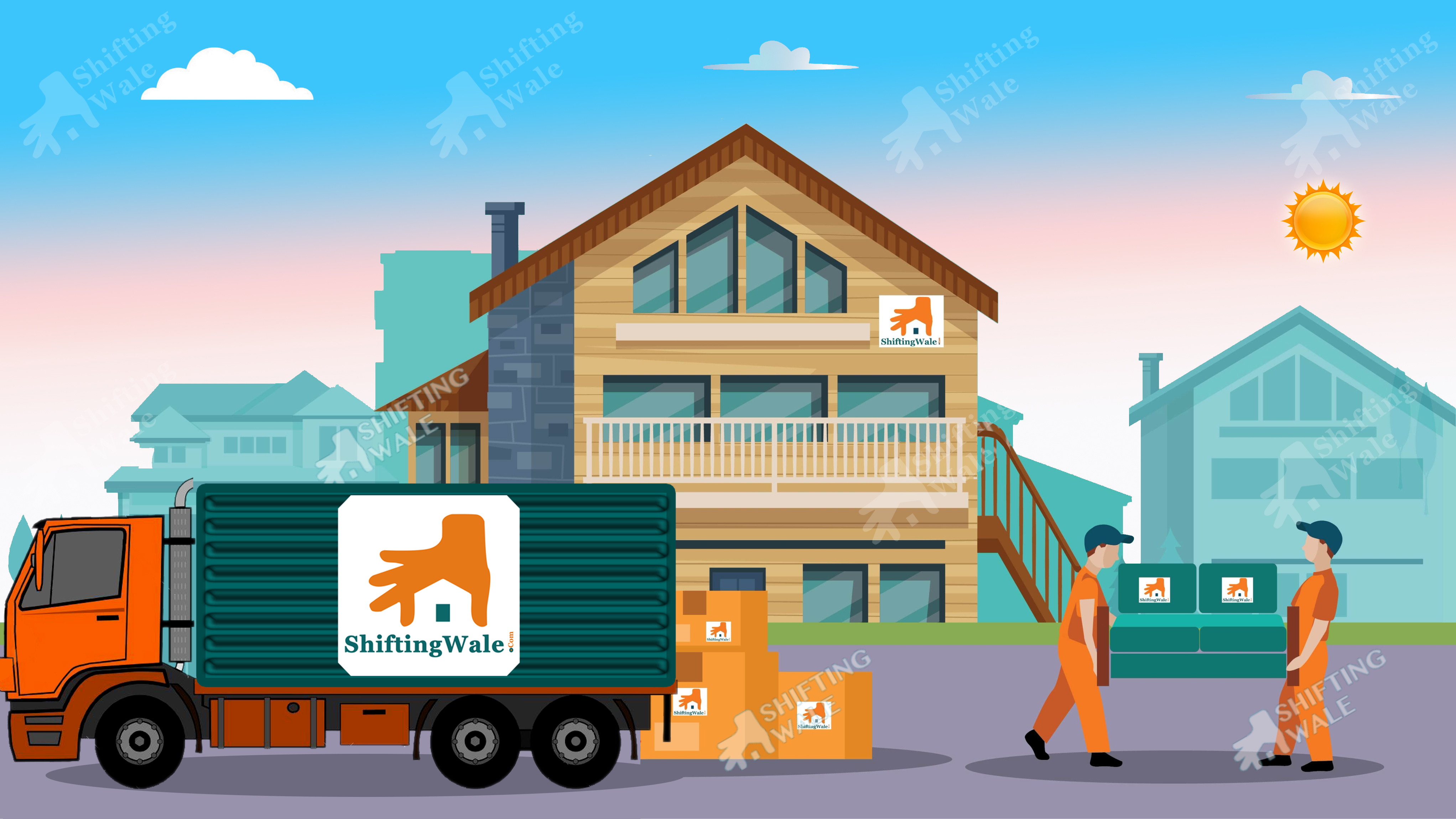 Mumbai to Lucknow Packers and Movers Get Free Quotation with Best Price