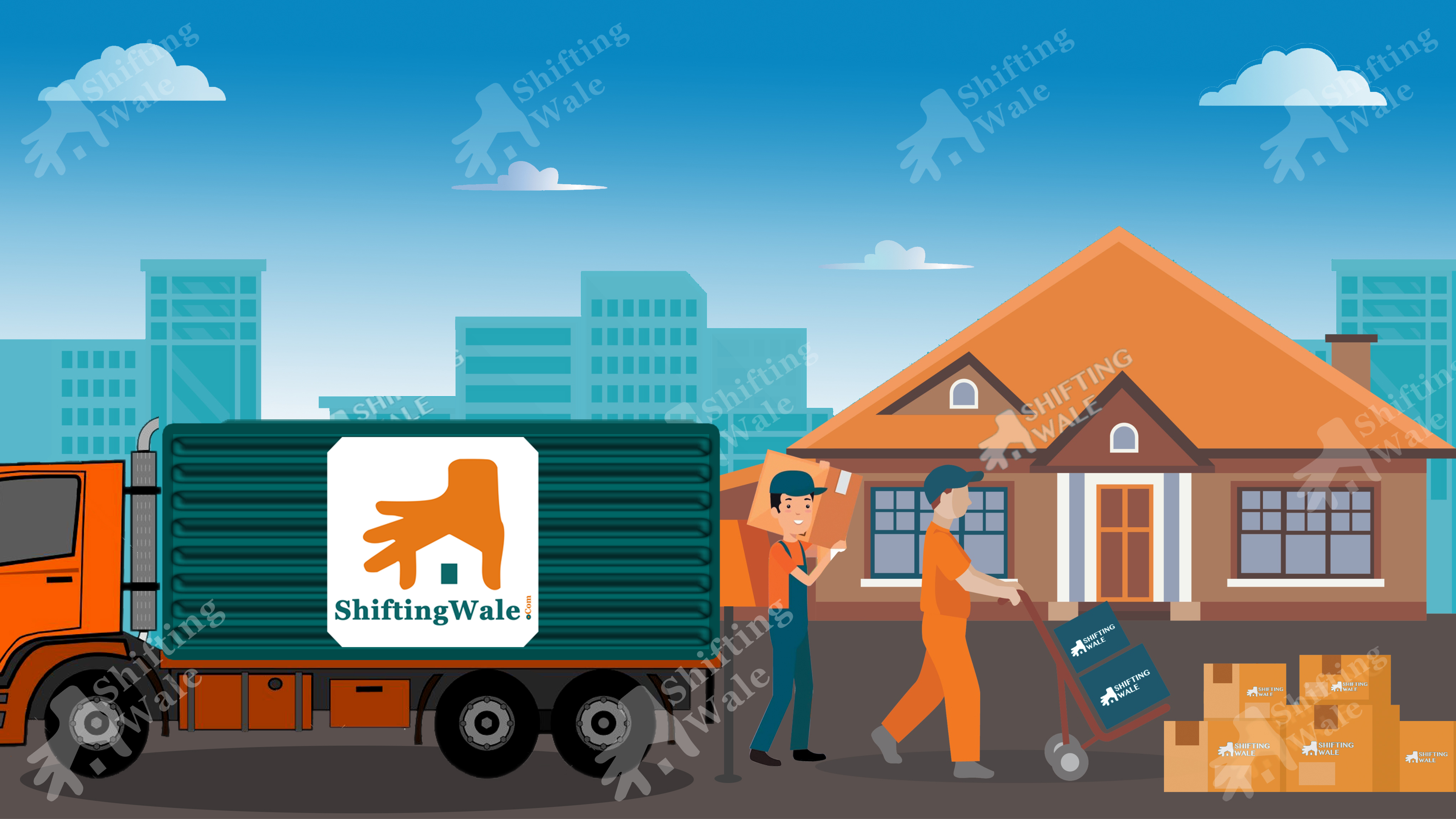 Mumbai to Ranchi Packers and Movers Get Free Quotation with Best Price