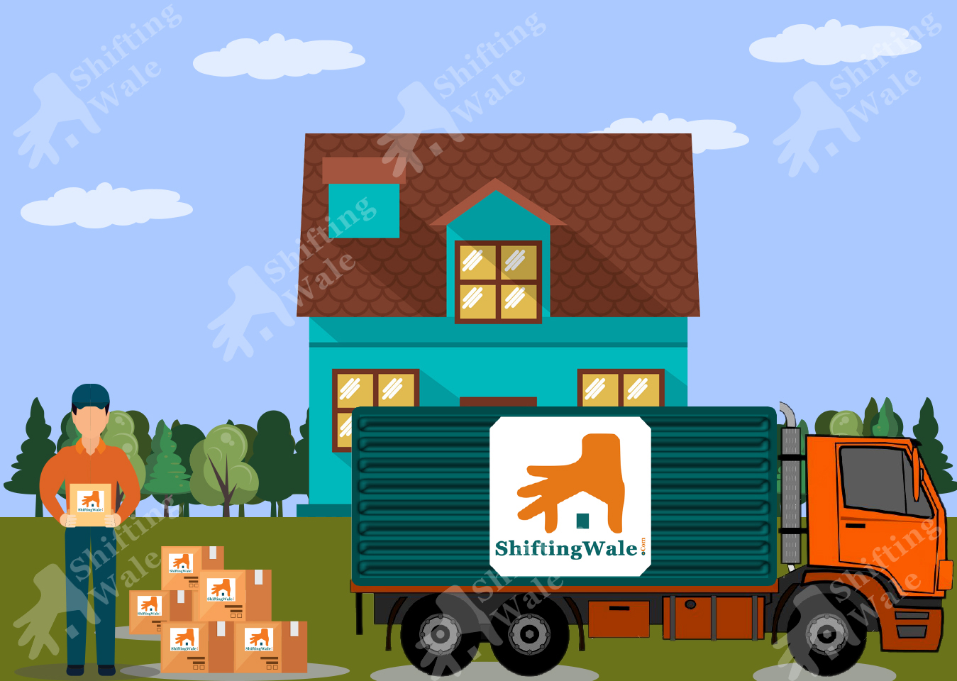 Mumbai to Roorkee Trusted Packers And Movers Services Get Top Relocation