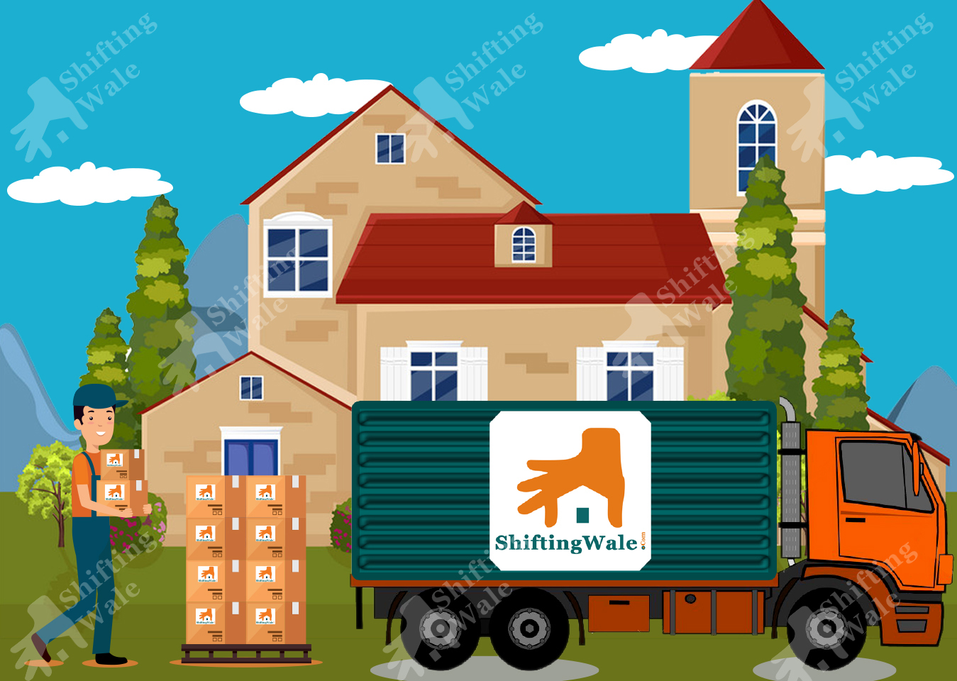 Mumbai to Visakhapatnam Trusted Packers and Movers Services Regular Services