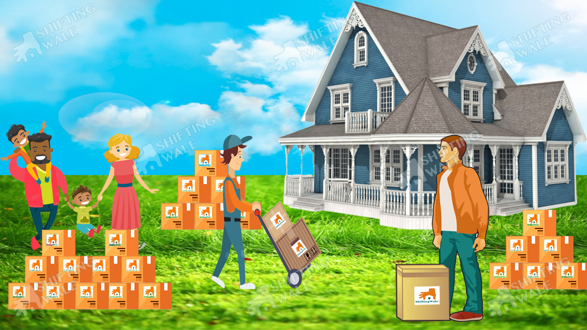 Navi Mumbai to Visakhapatnam Trusted Movers and Packers Services Household Shifting