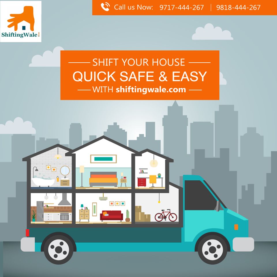Need Movers and Packers Services for Household Goods from Indirapuram Crossing Republik Vaishali Vasundhara Ghaziabad