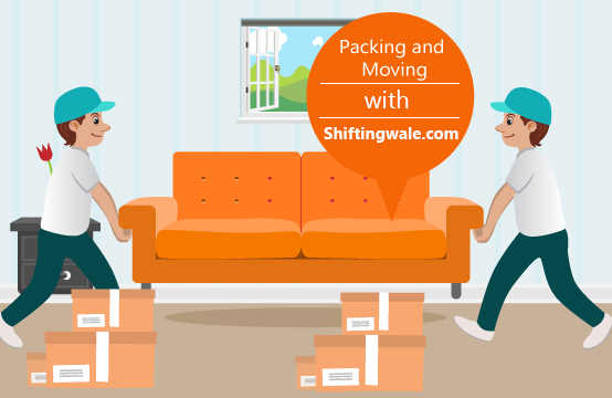 Need Premium Packing and Moving Services choose ShiftingWale in Vadodara Surat Ahmedabad Gandhidham Rajkot Bharuch