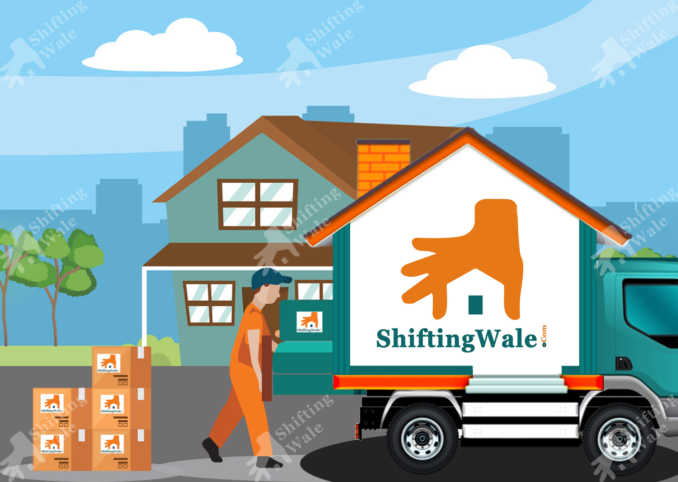 Pune To Amritsar Finest Packers and Movers Service Timely Delivery