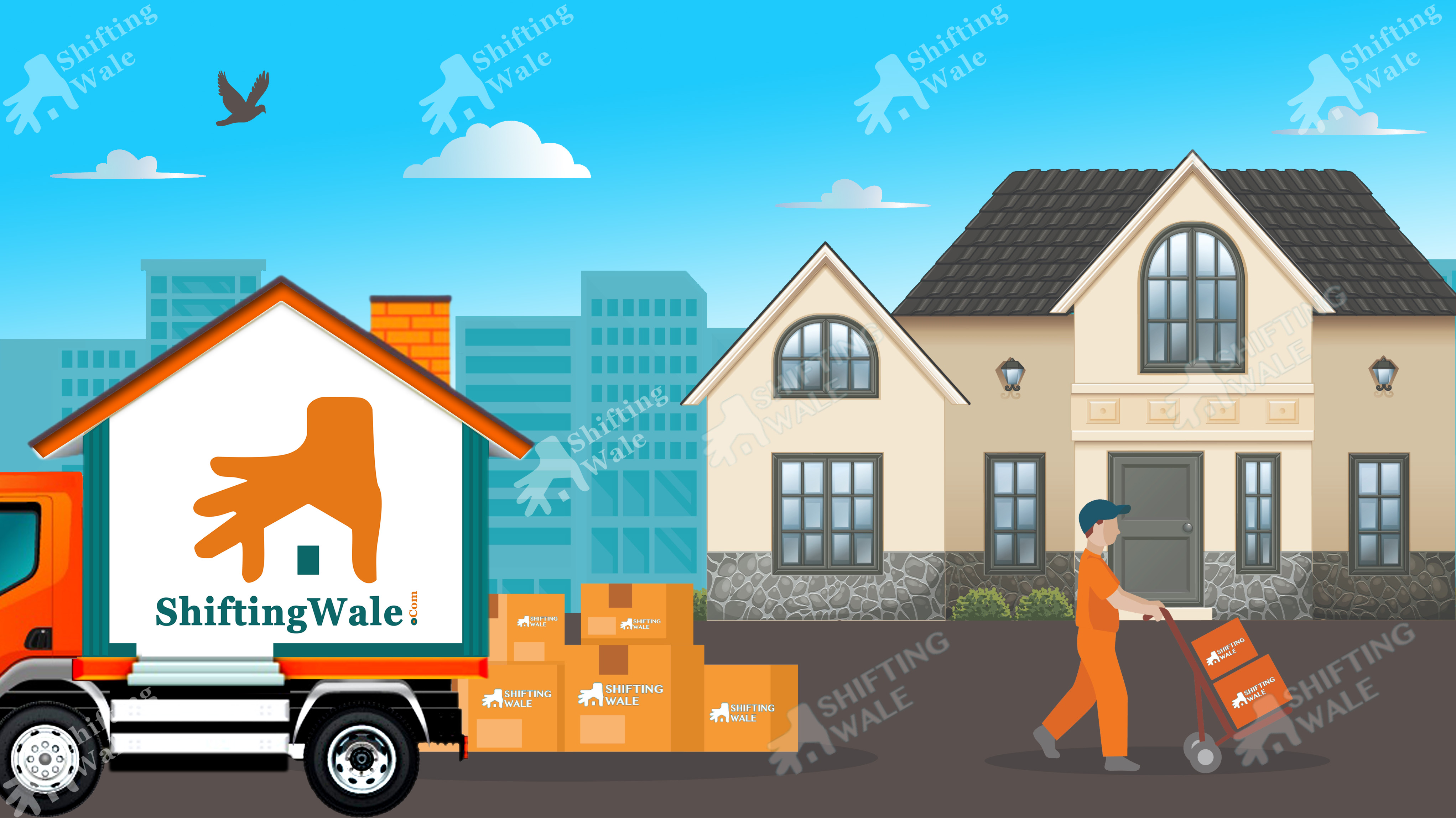 Pune To Dehradun Trusted Packers and Movers Get Free Quotation with Best Price