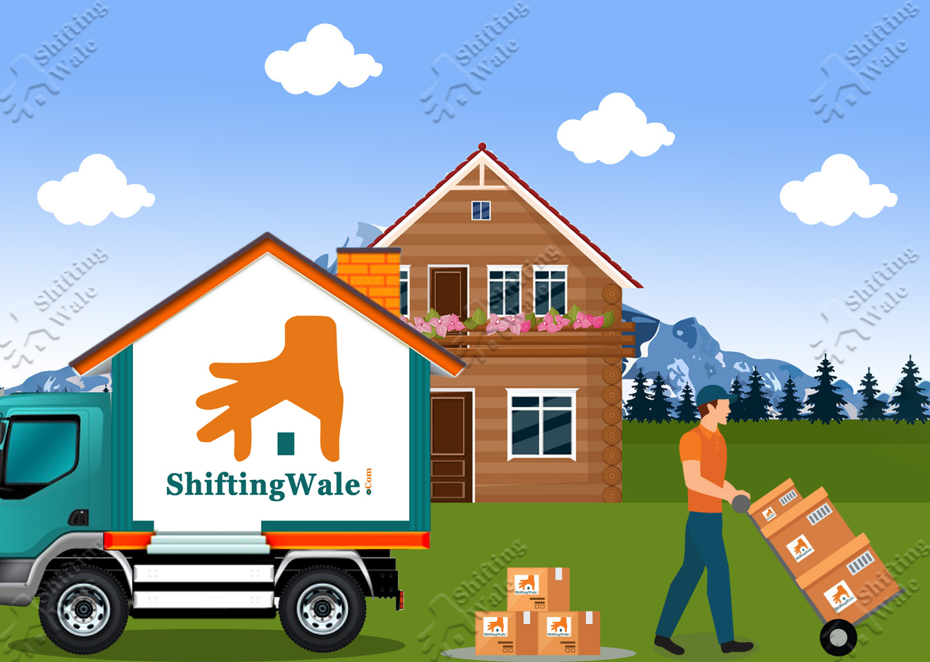 Pune To Gangtok Great Packers and Movers Services Perfect Relocation