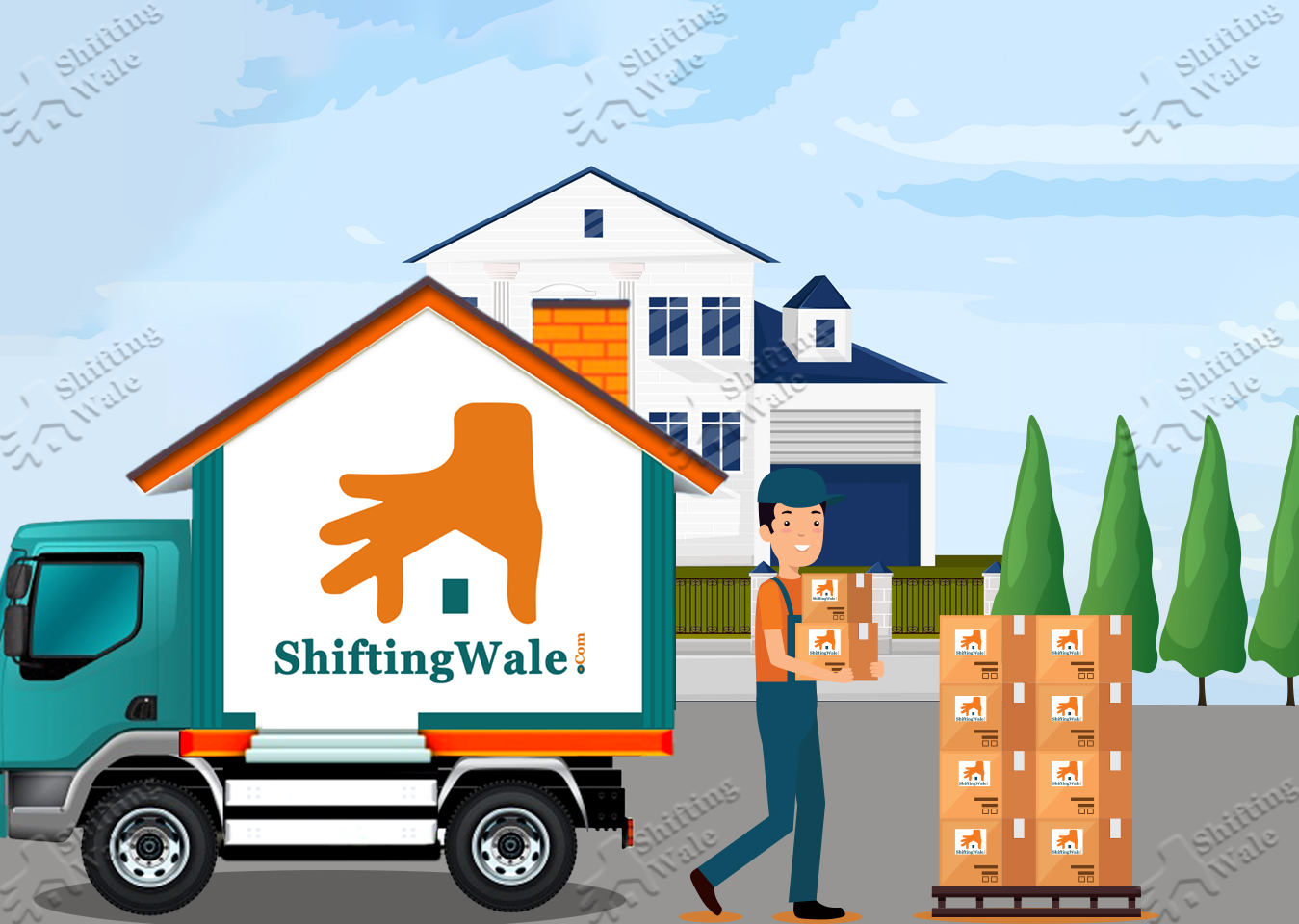 Pune To Haldwani Finest Packers and Movers Services Perfect Services