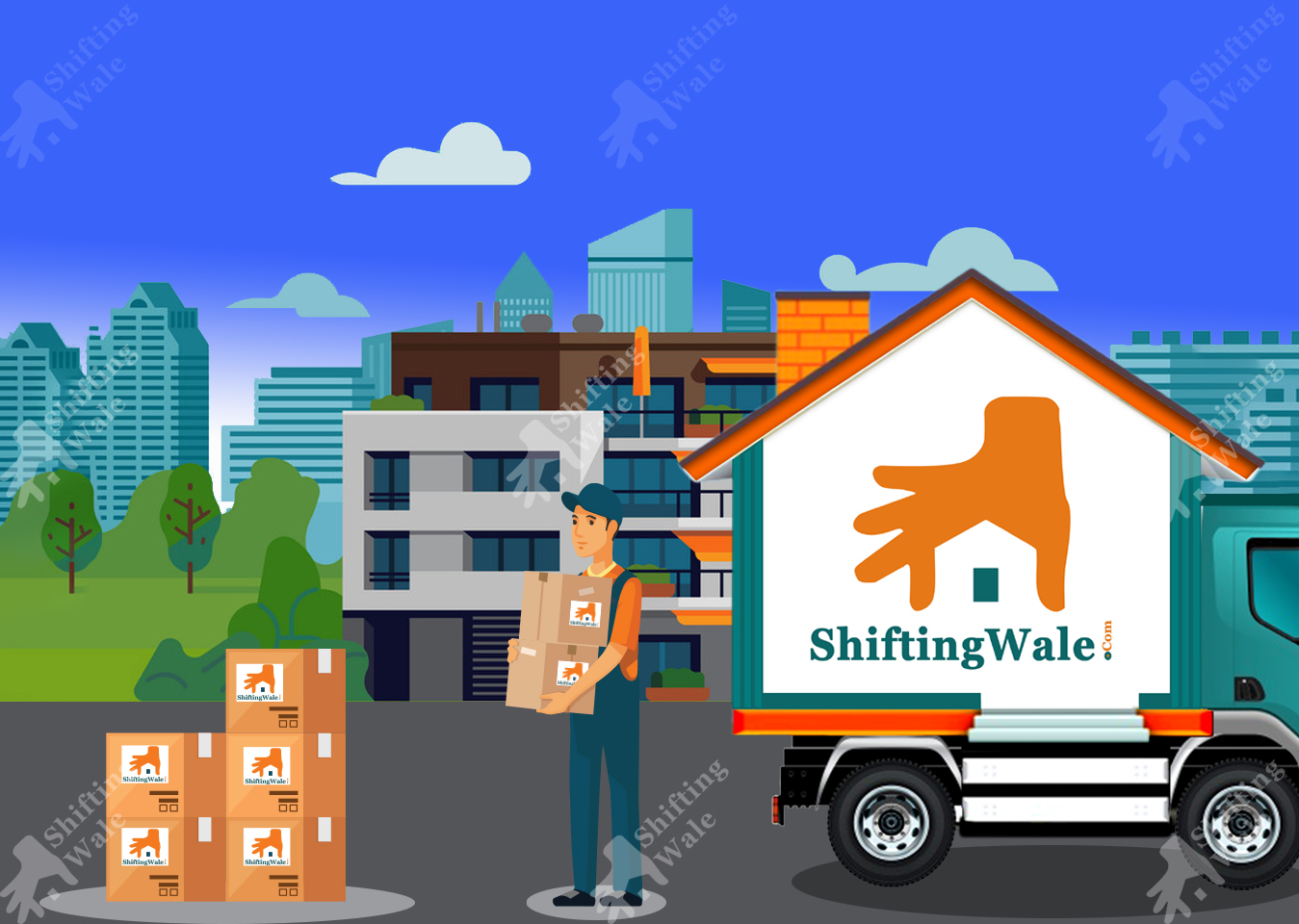 Pune To Hoshiarpur Great Packers and Movers Services Get Best Rate