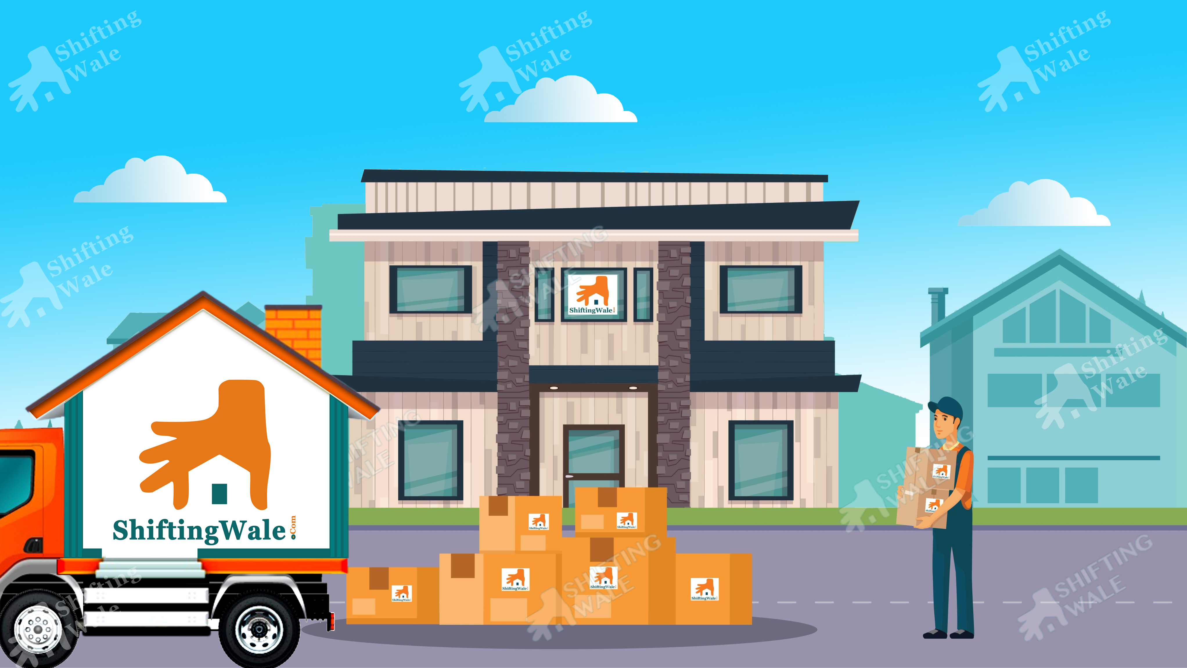 Pune To Hyderabad Trusted Packers and Movers Get Free Quotation with Best Price