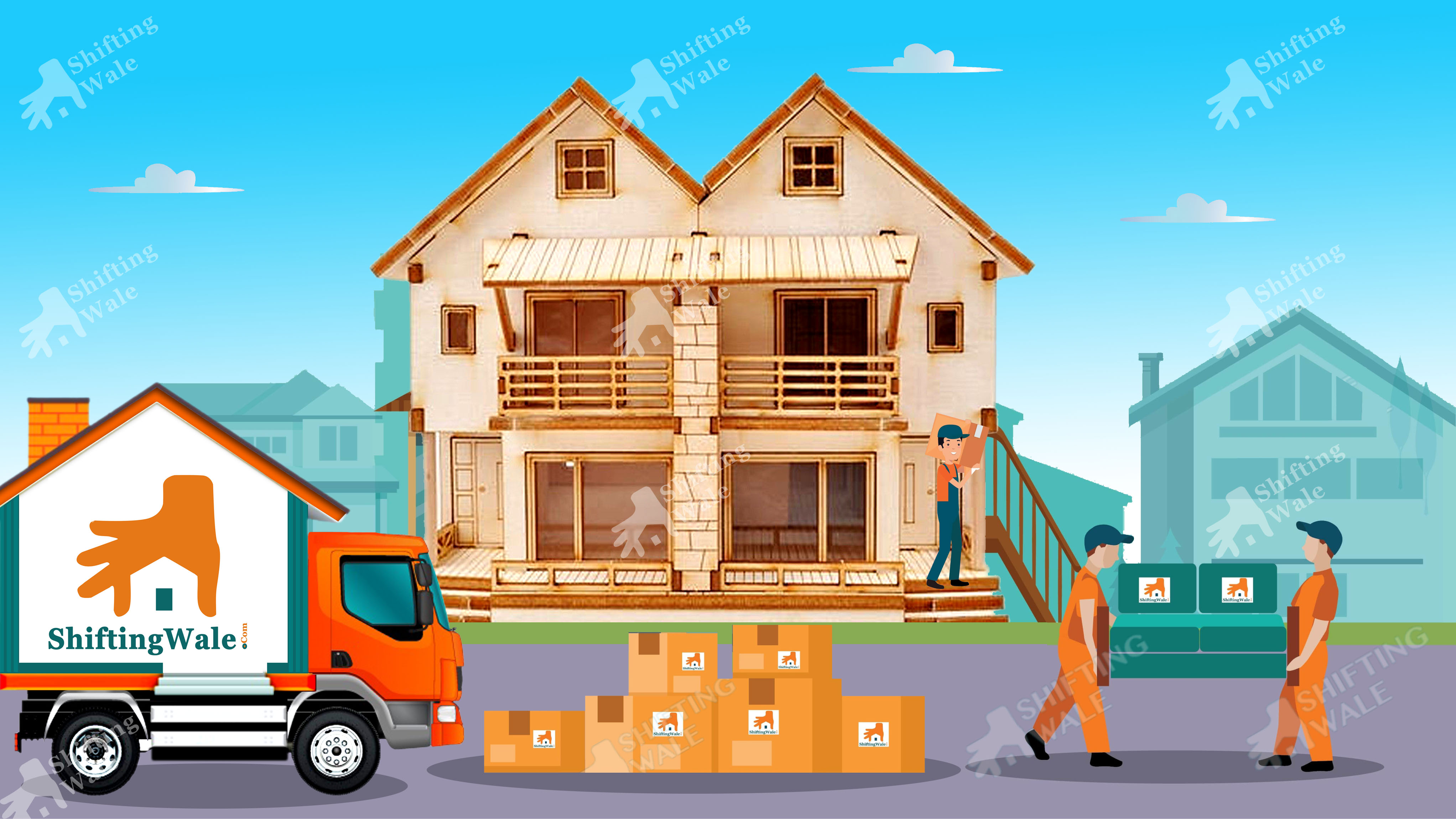 Pune To Kolkata Trusted Packers and Movers Get Free Quotation with Best Price