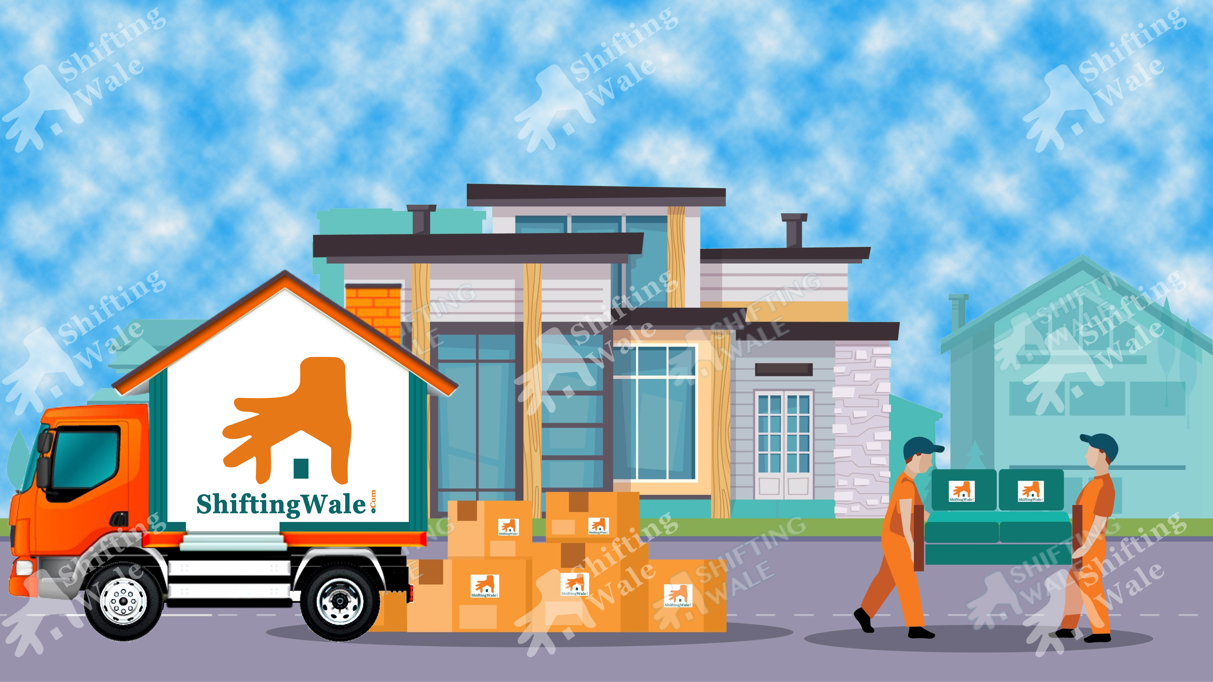 Pune To Panchkula Trusted Packers and Movers Get Free Quotation with Best Price