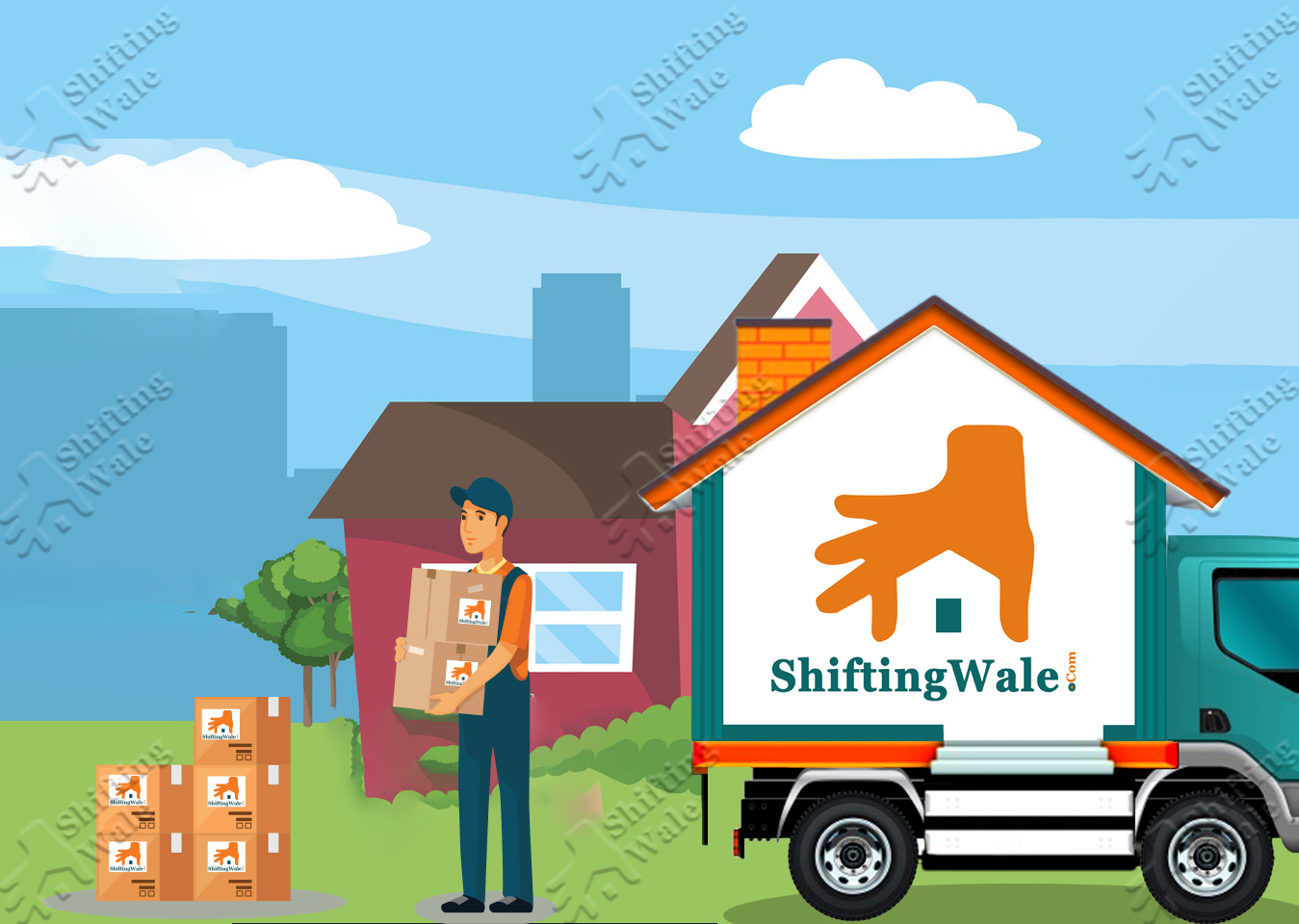 Pune To Panipat Top Packers and Movers Services Timely Delivery