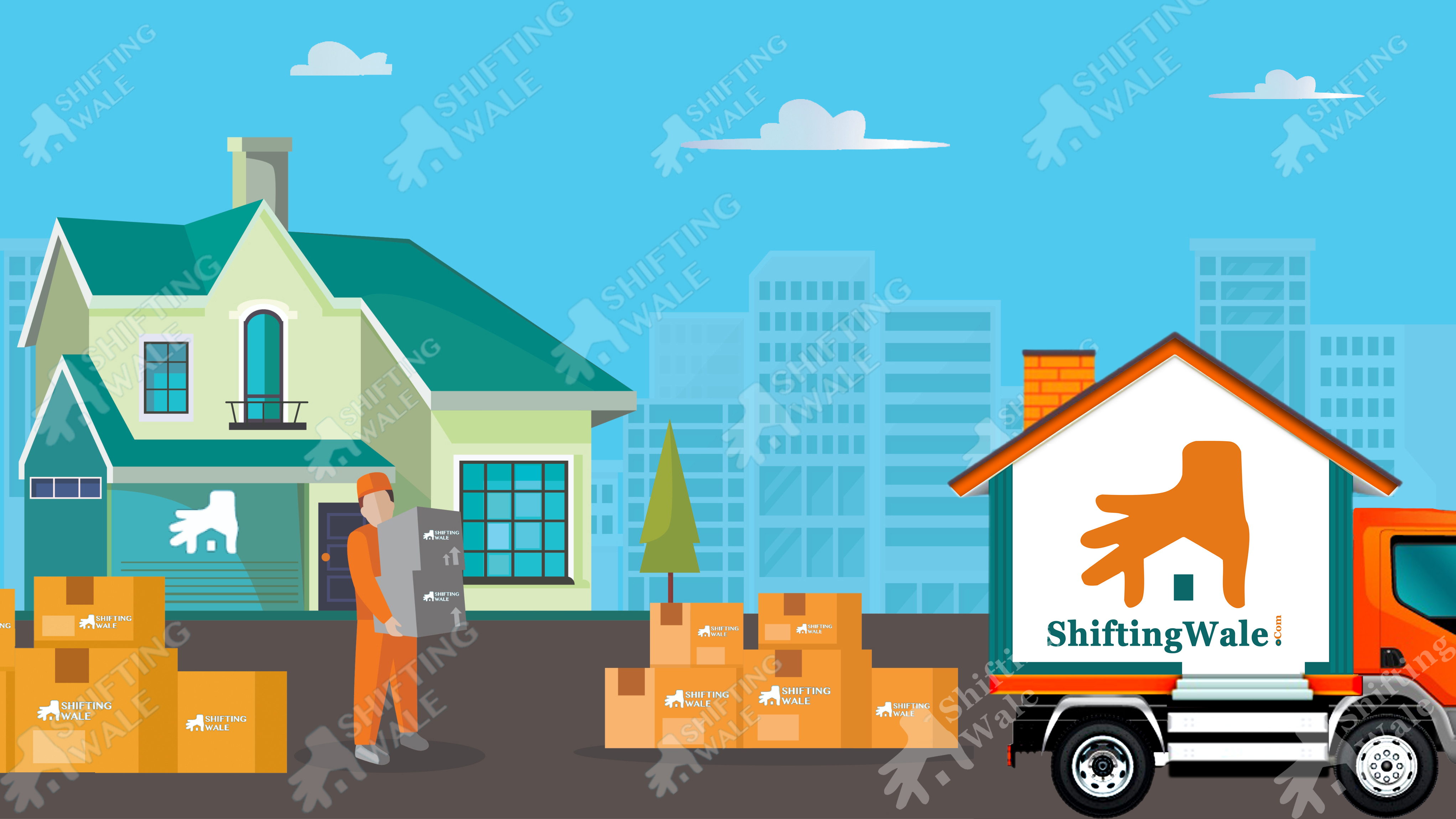 Pune to Nagpur Trusted Packers and Movers Get Free Quotation with Best Price