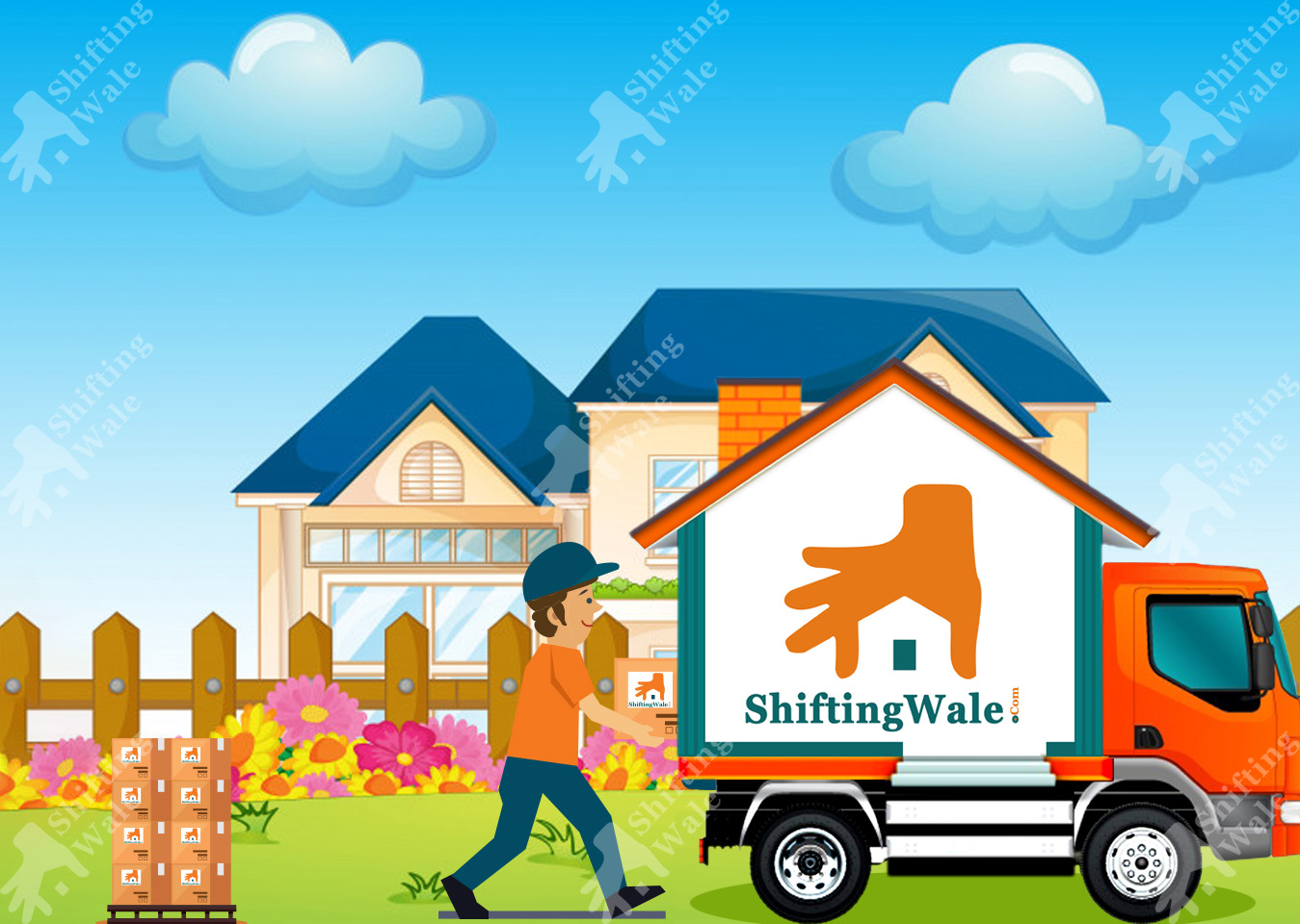 Quality Packing and Moving Services For Household Goods